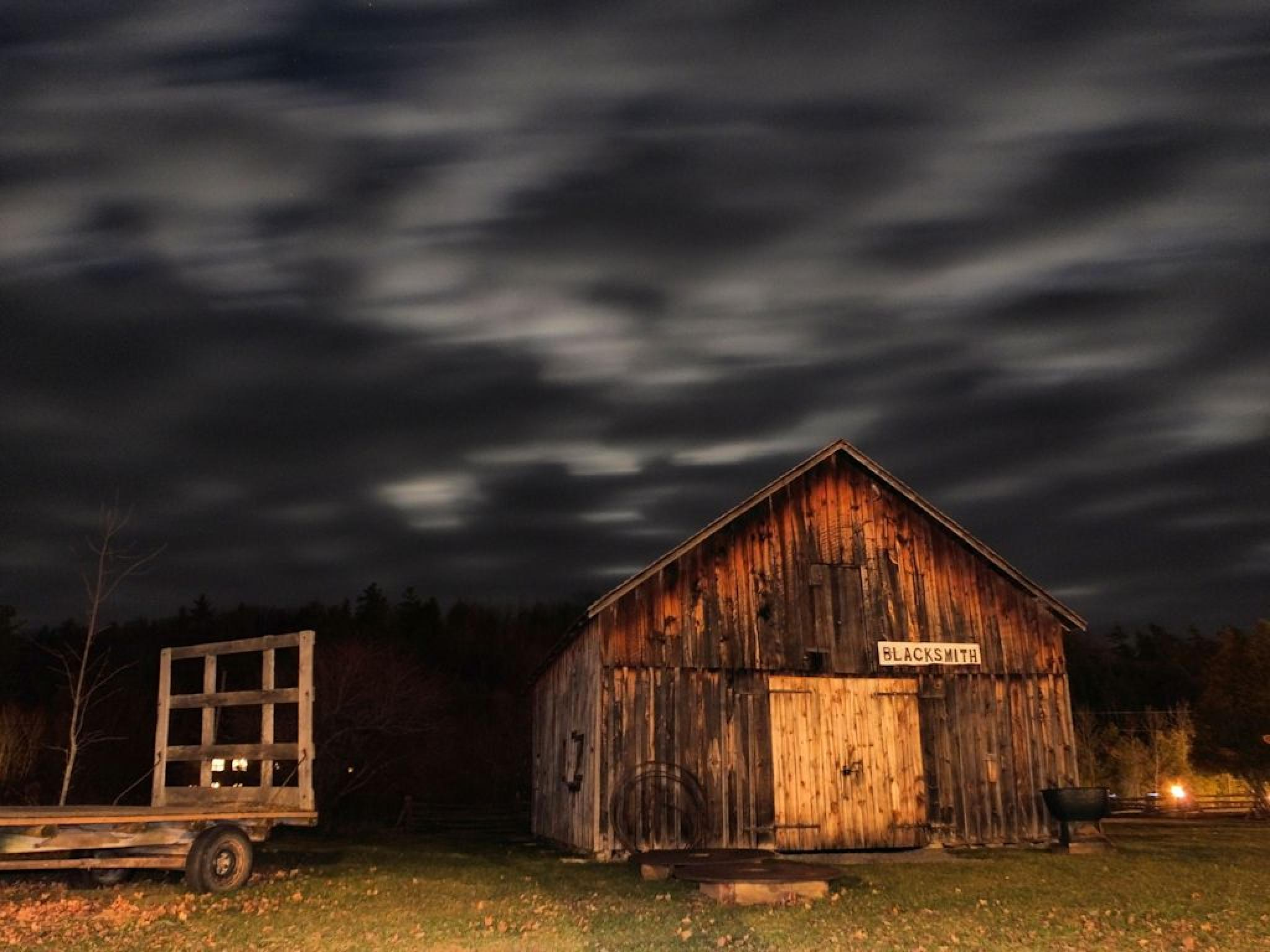 Photo in Rural #paint with light #long exposure #ptbocarl