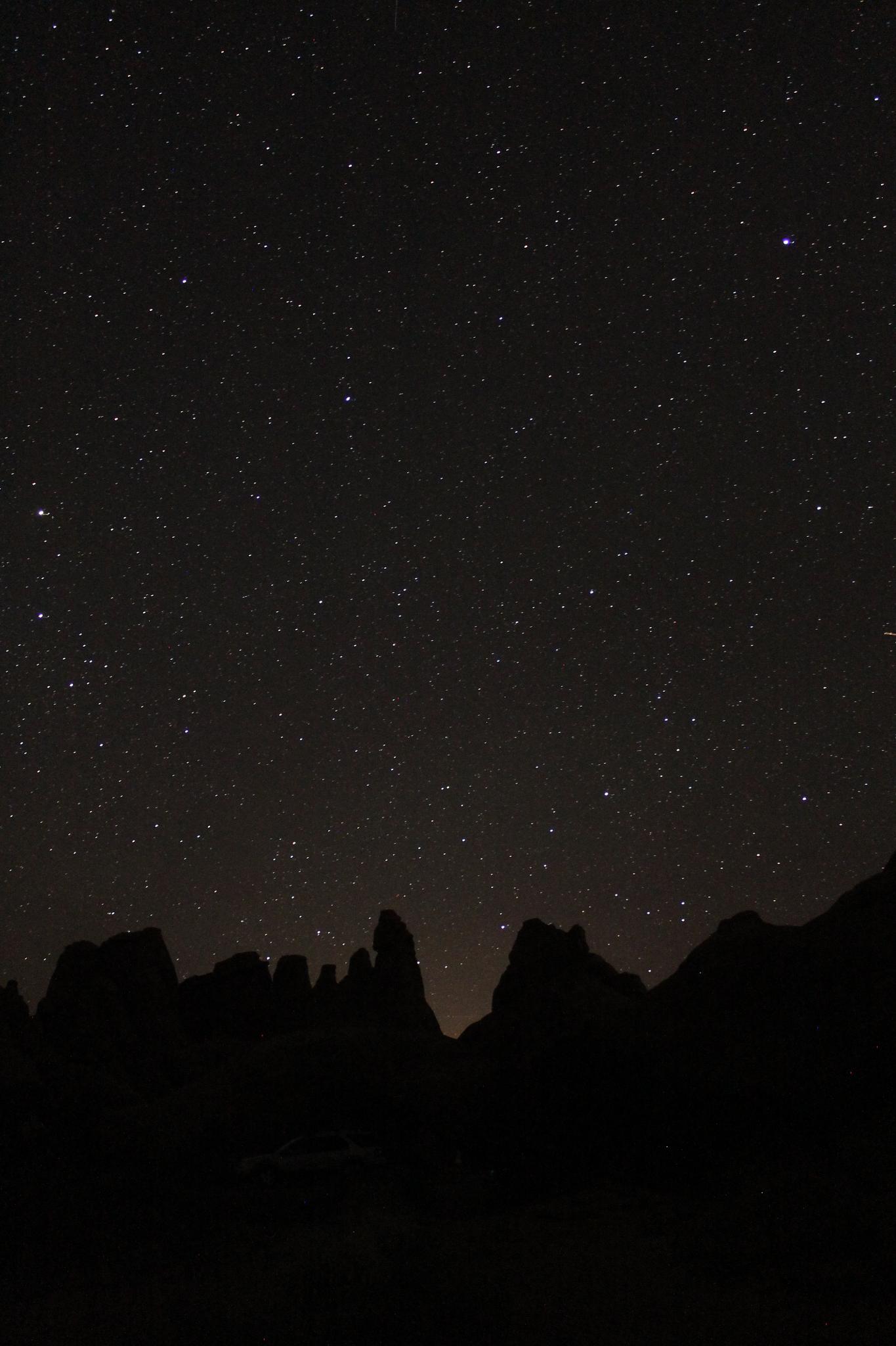 Stars by Trevor Dulka