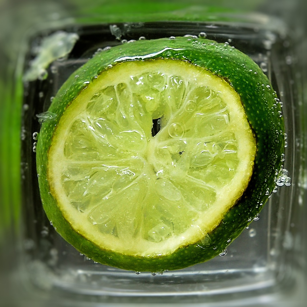 Drop The Lime by Kenny Simpson