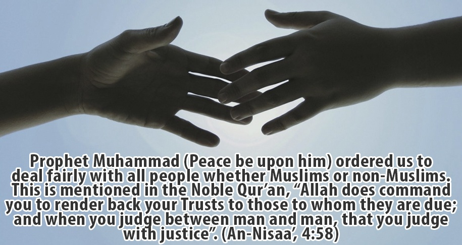 Non Muslims Rights Under Muslim Sharia by Muhammad Umair