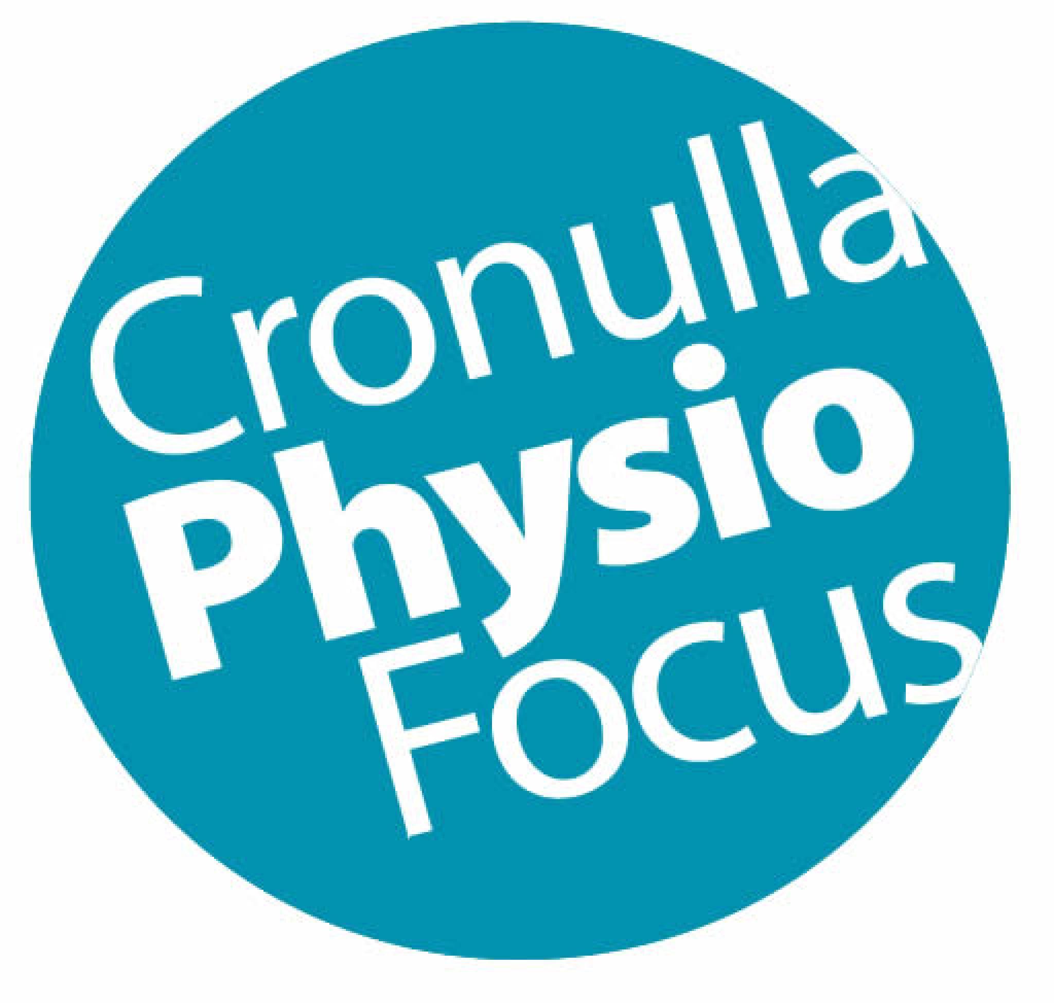 Photo in Product #cronulla-physio-focus-logo