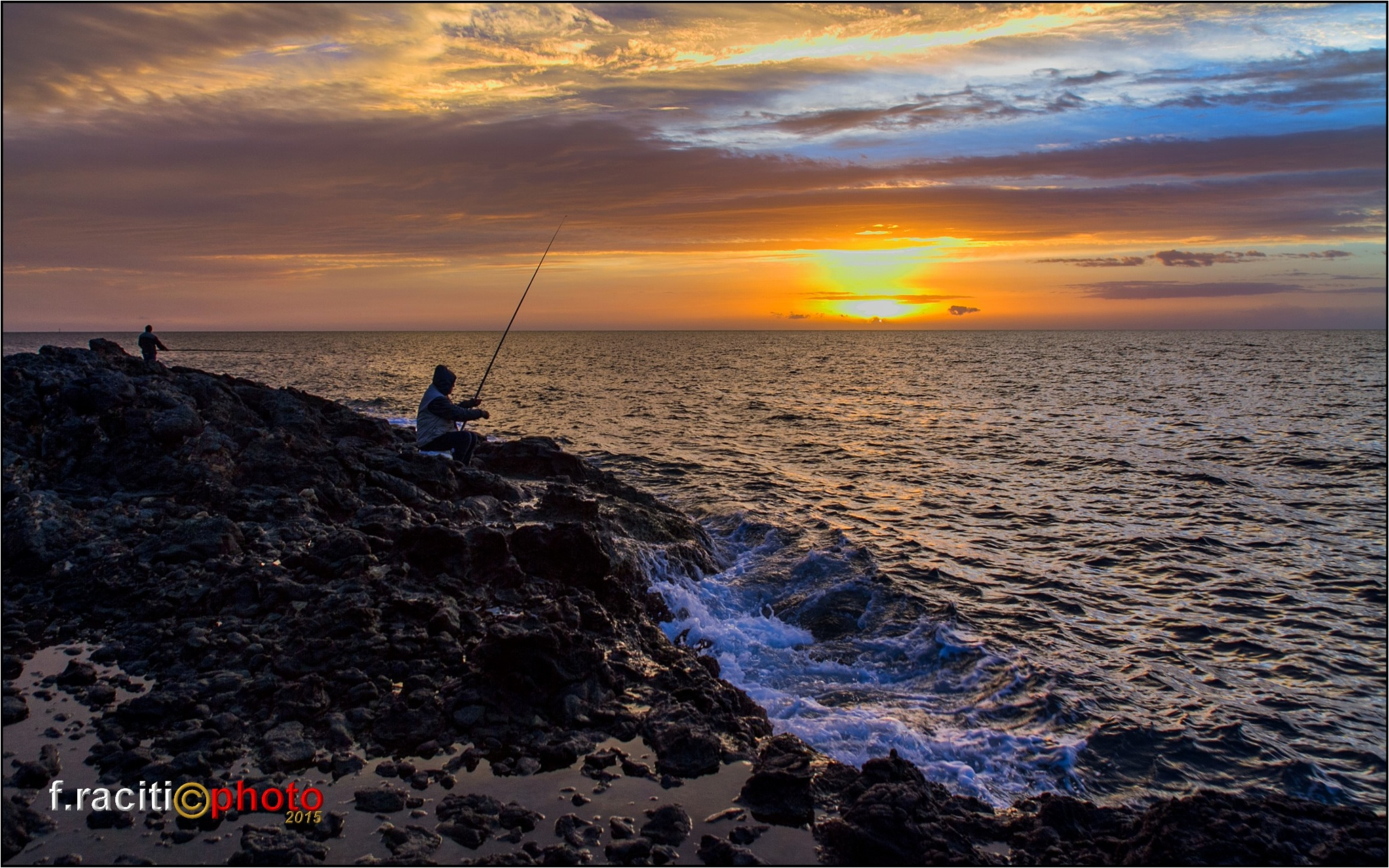 Fisherman by Francesco Raciti