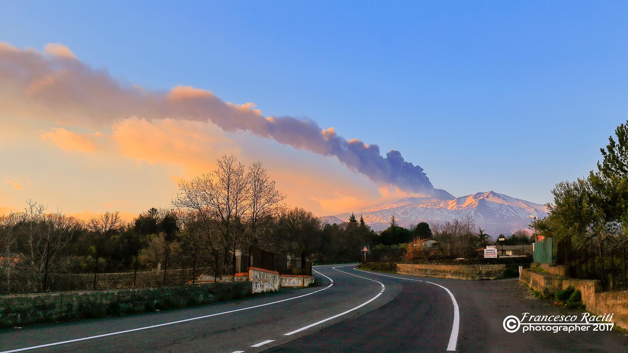 Etna   by Francesco Raciti