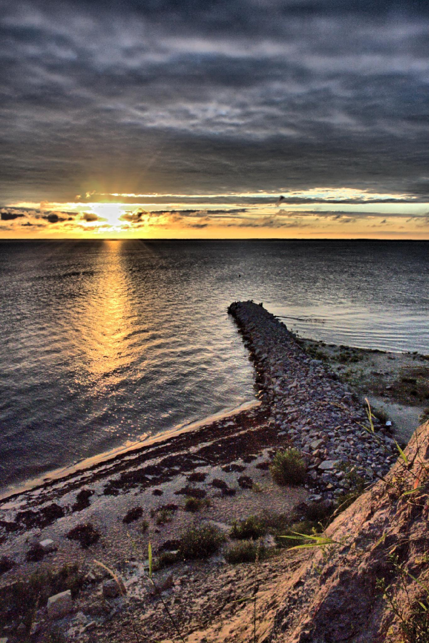 sunrise by Vadim  Beldy