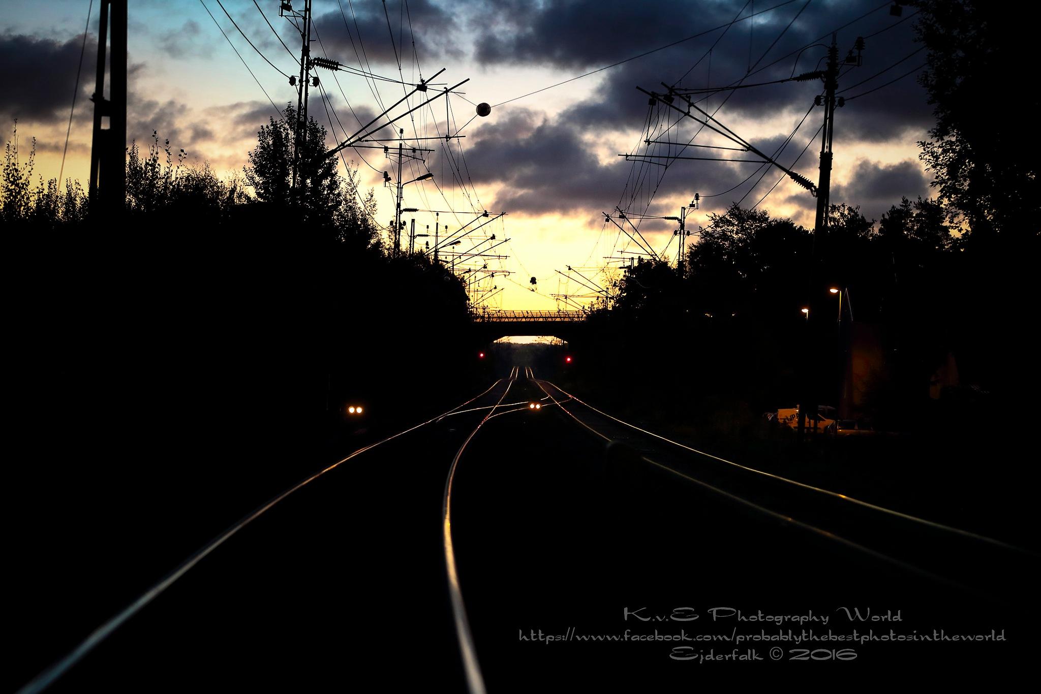 Runaway Train by Von Ejderfalk Kazper