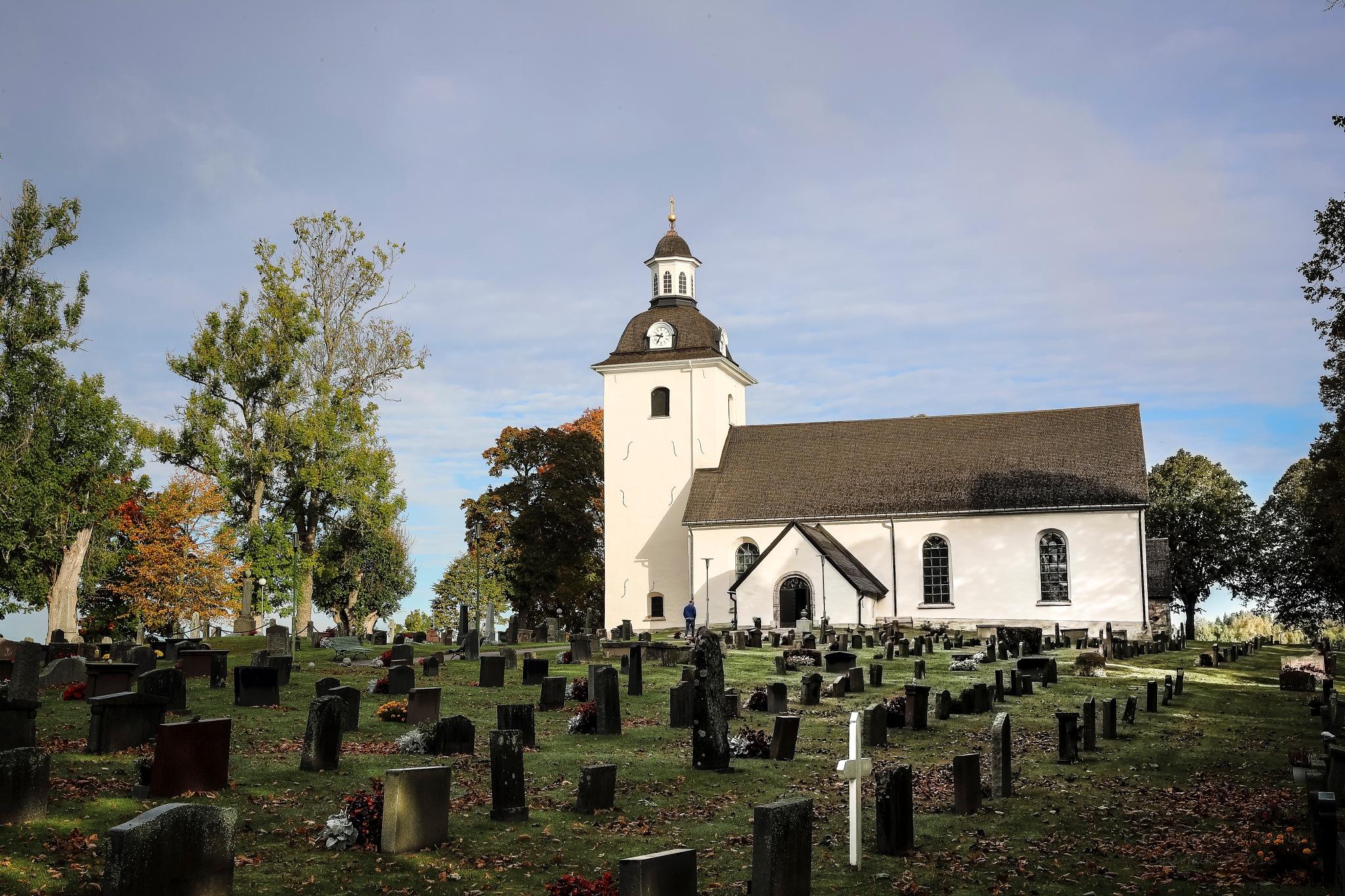 `` Church of Viby ´´ by Von Ejderfalk Kazper