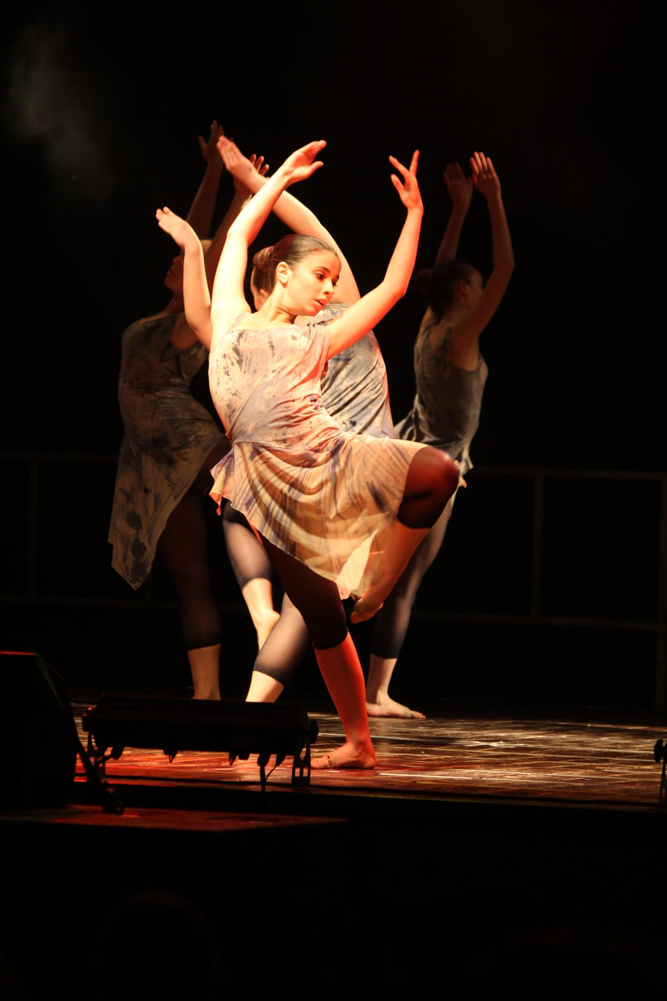 Photo in Sports #dance #night #stage