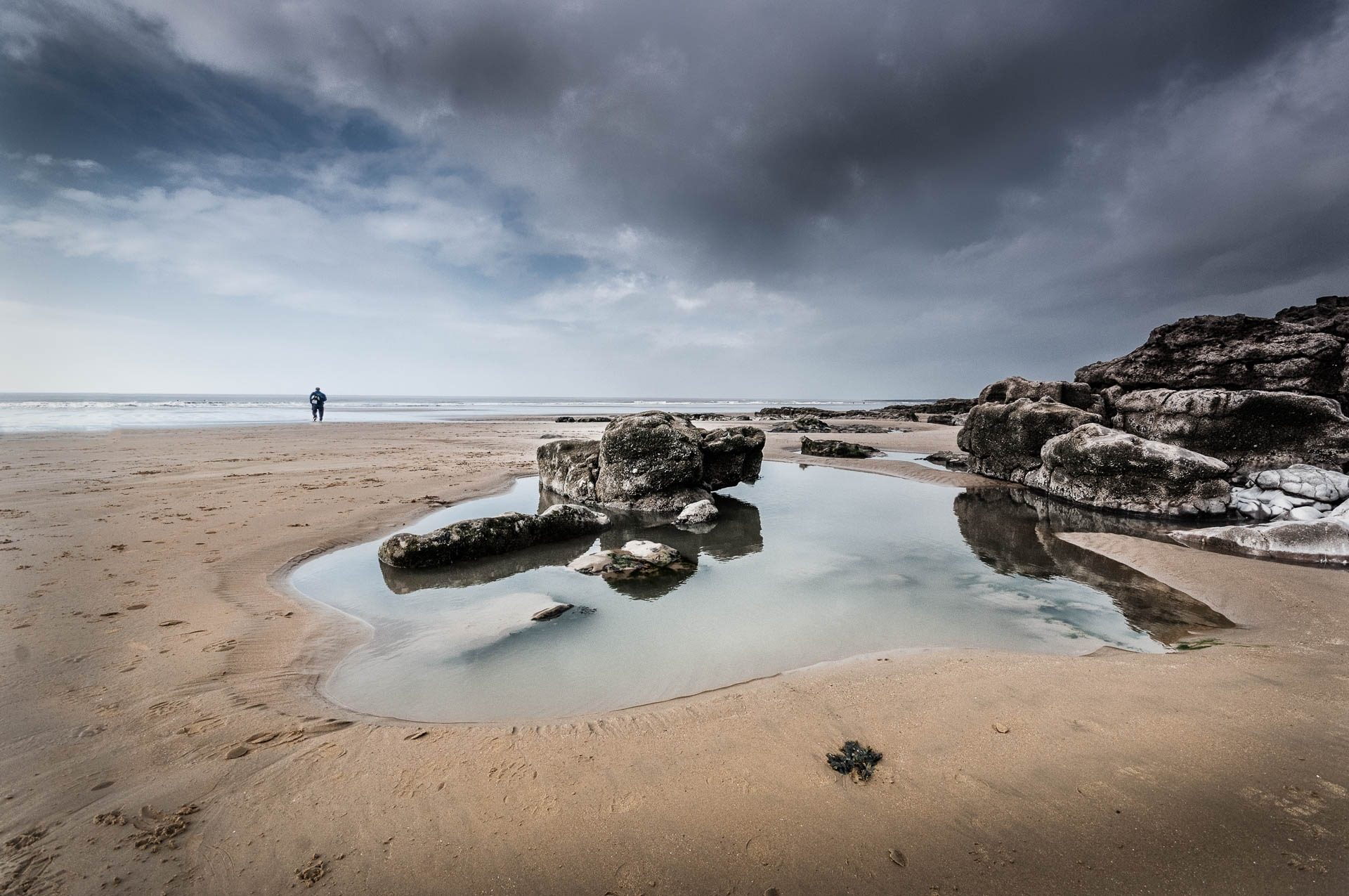 Alone by Clive Martin