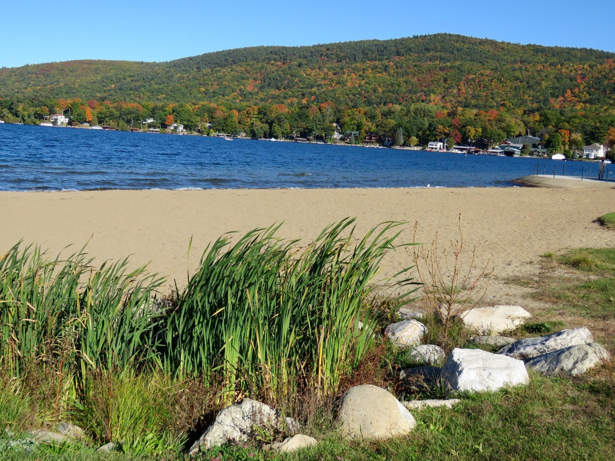 Lake George by Kimberly