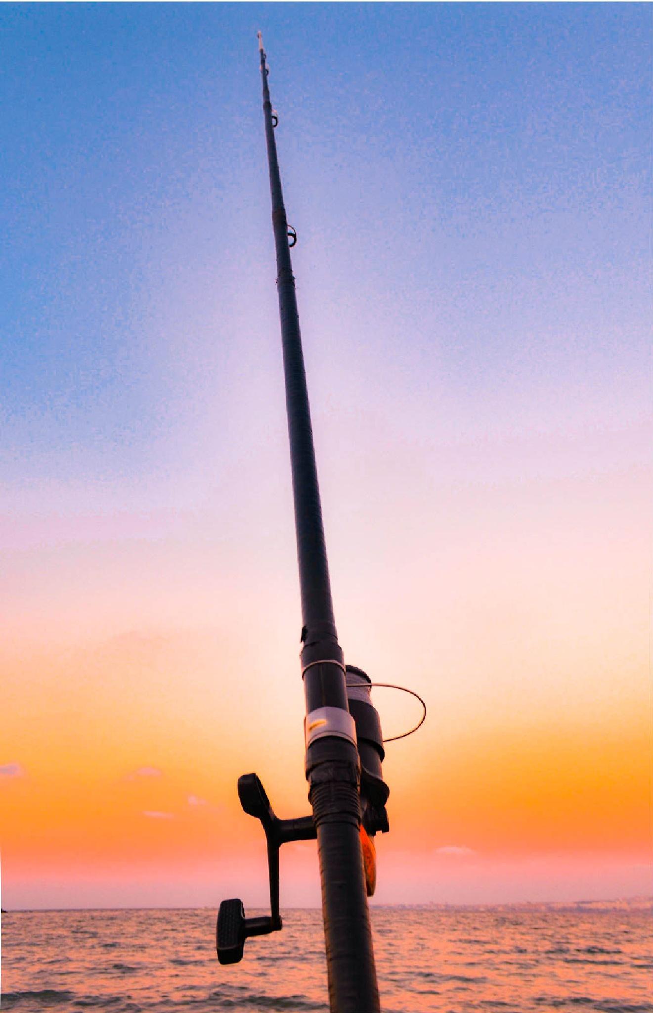 fishing by Abderahmane