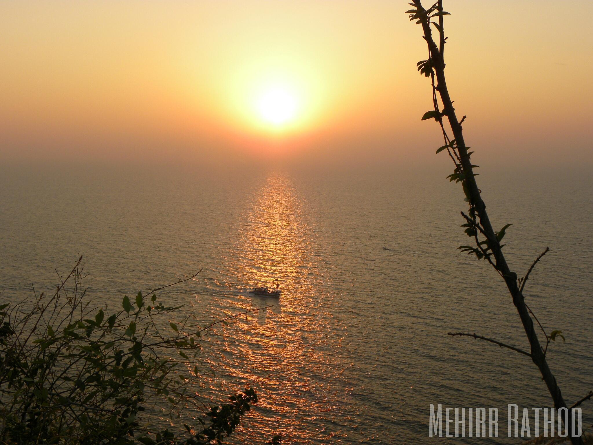 The Unbound! by Mehirr Rathod