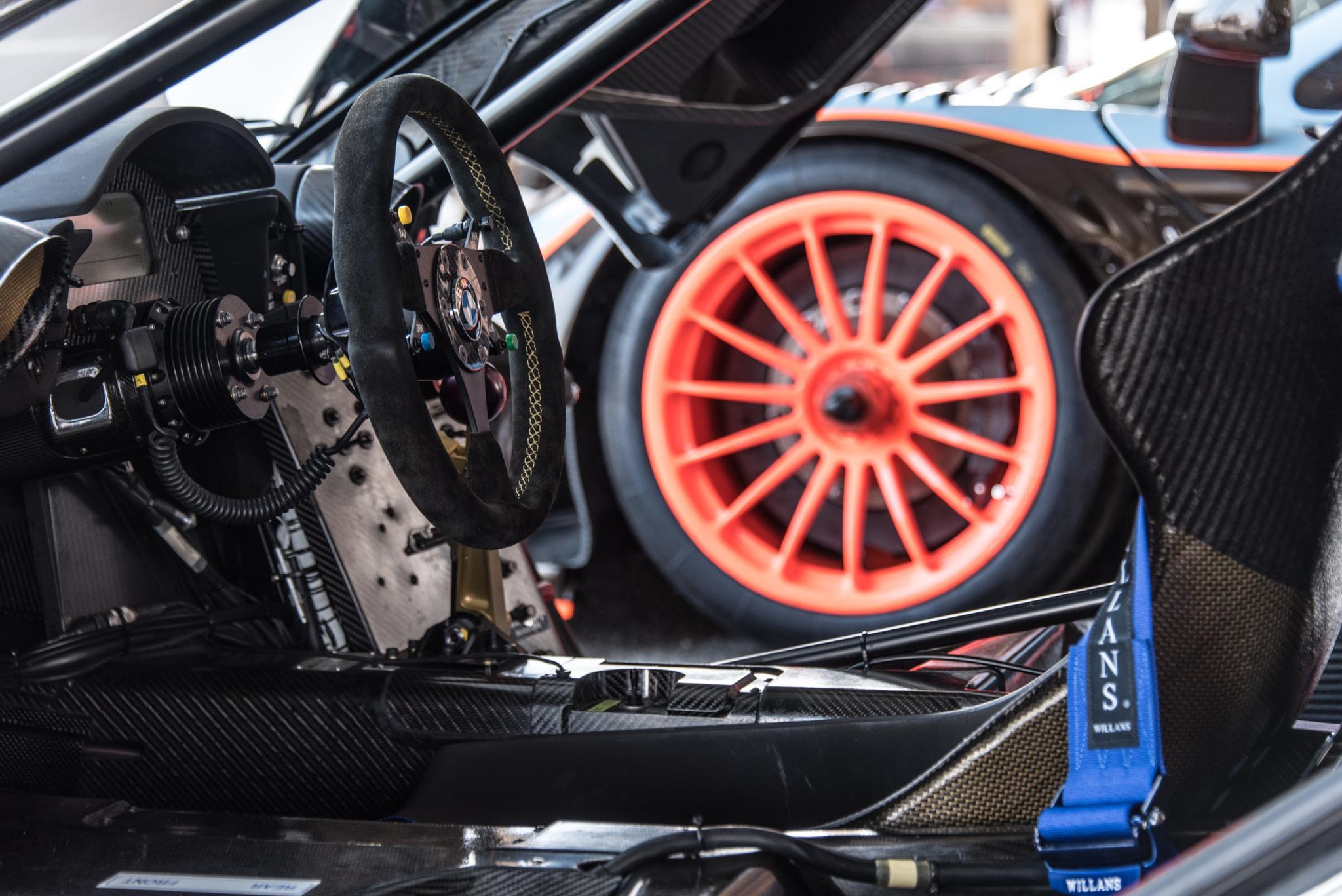 Photo in Vehicle #stuartadamsphotography #motorsport #mclarenf1 #racecar #goodwoodgrrc #goodwoodmm