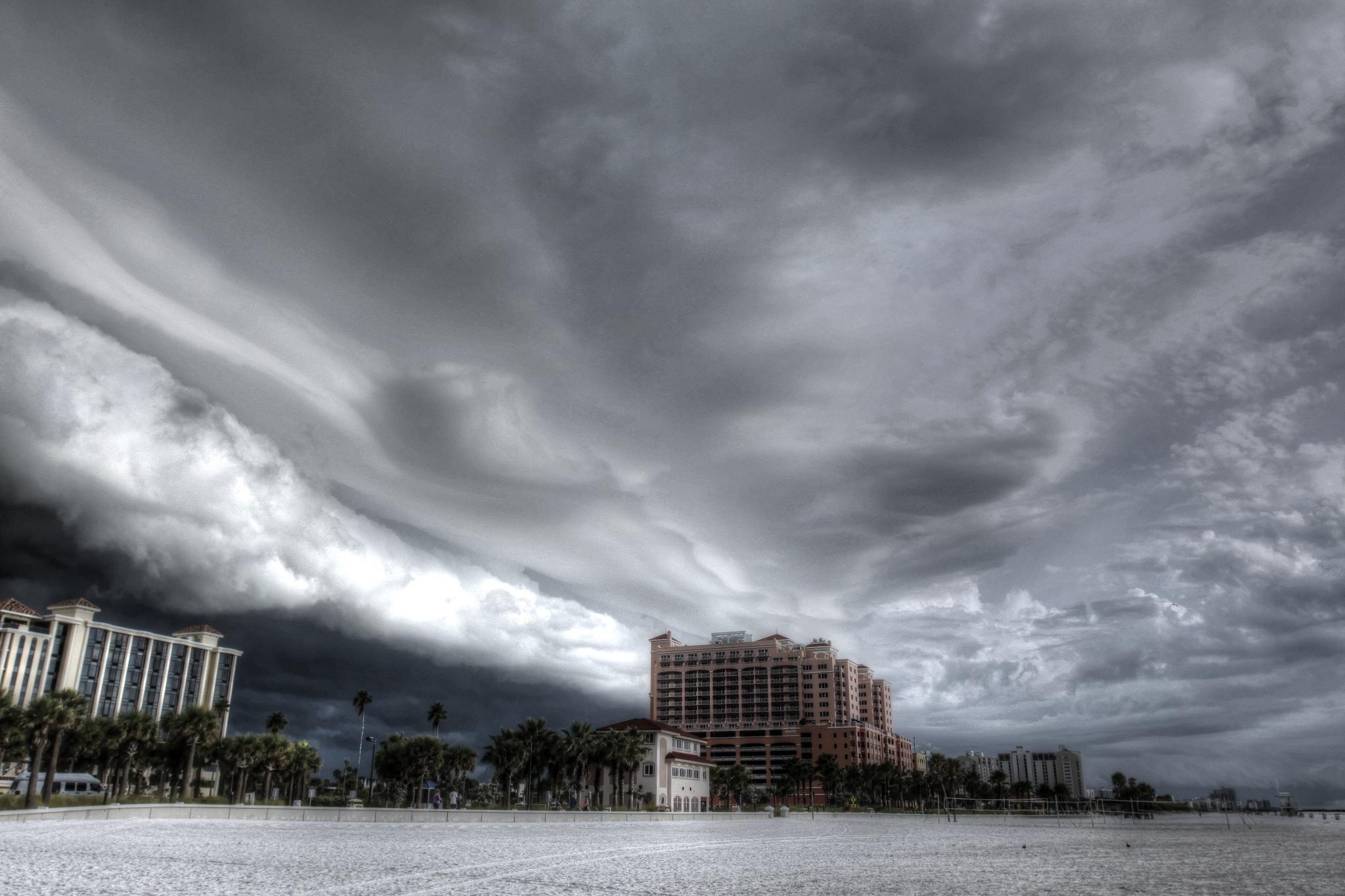 storm front by Melanie Smith