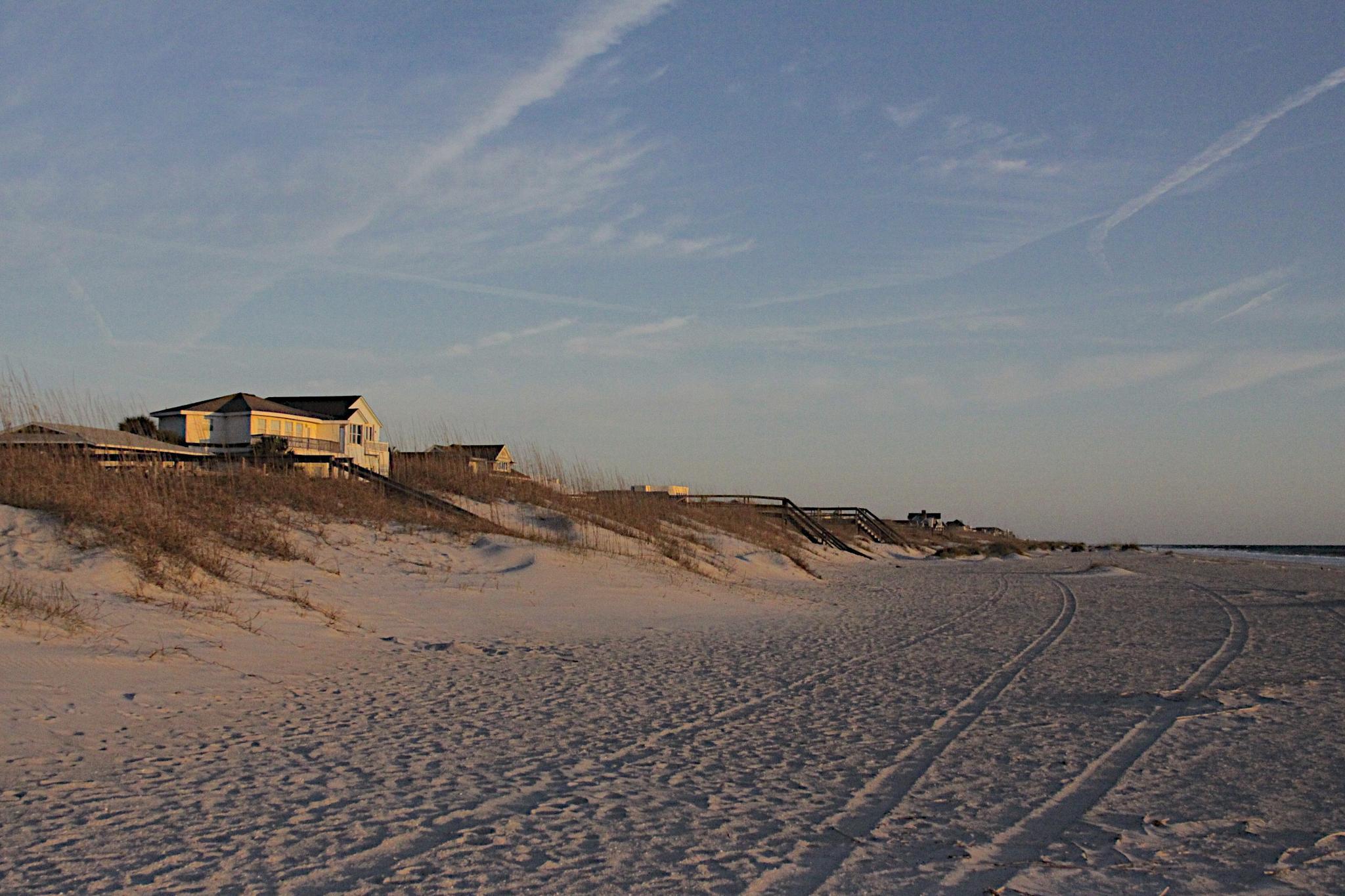 beach homes by Melanie Smith