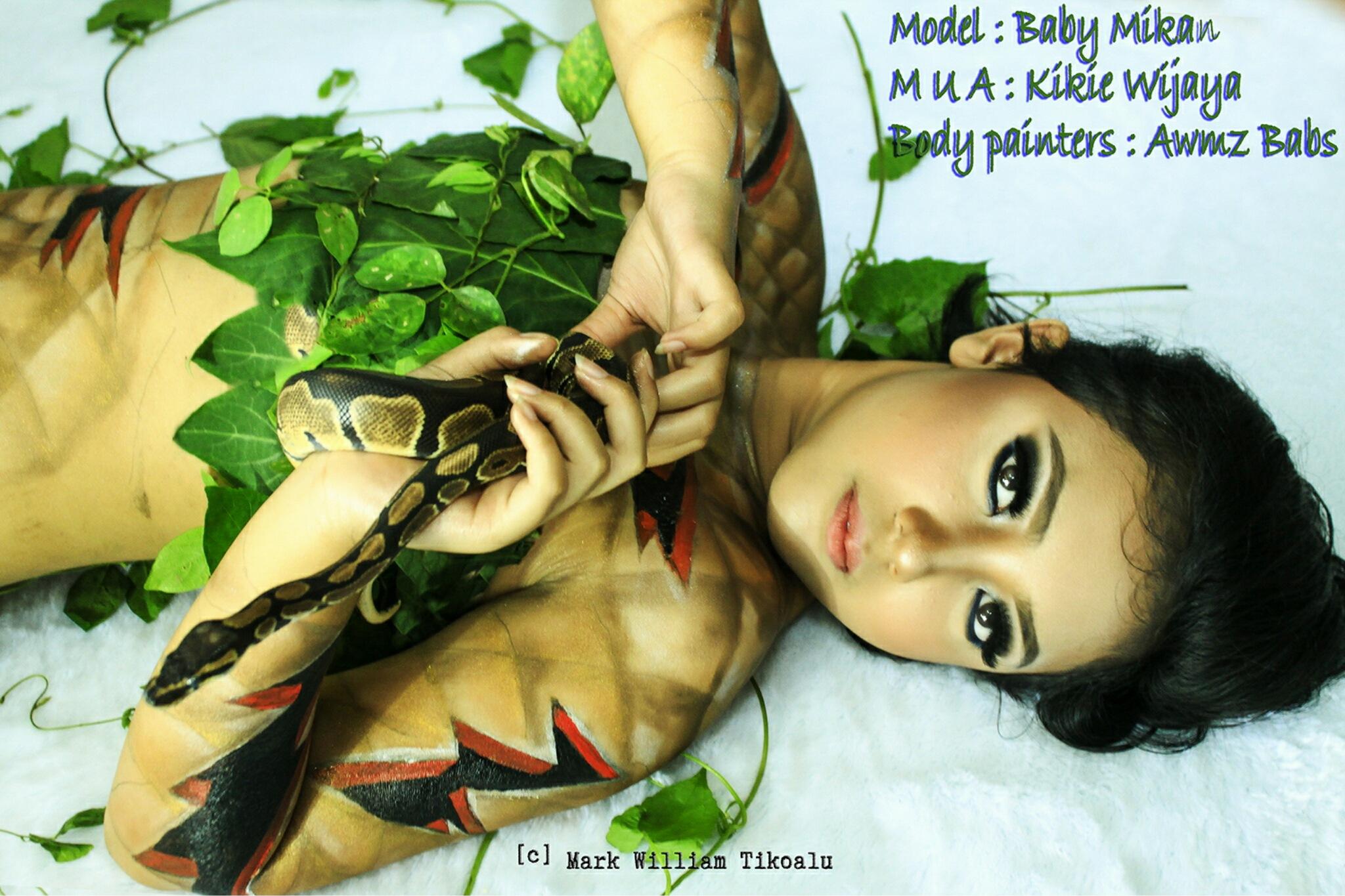 Lovely Beby M by IA Studio by Mark W Tikoalu