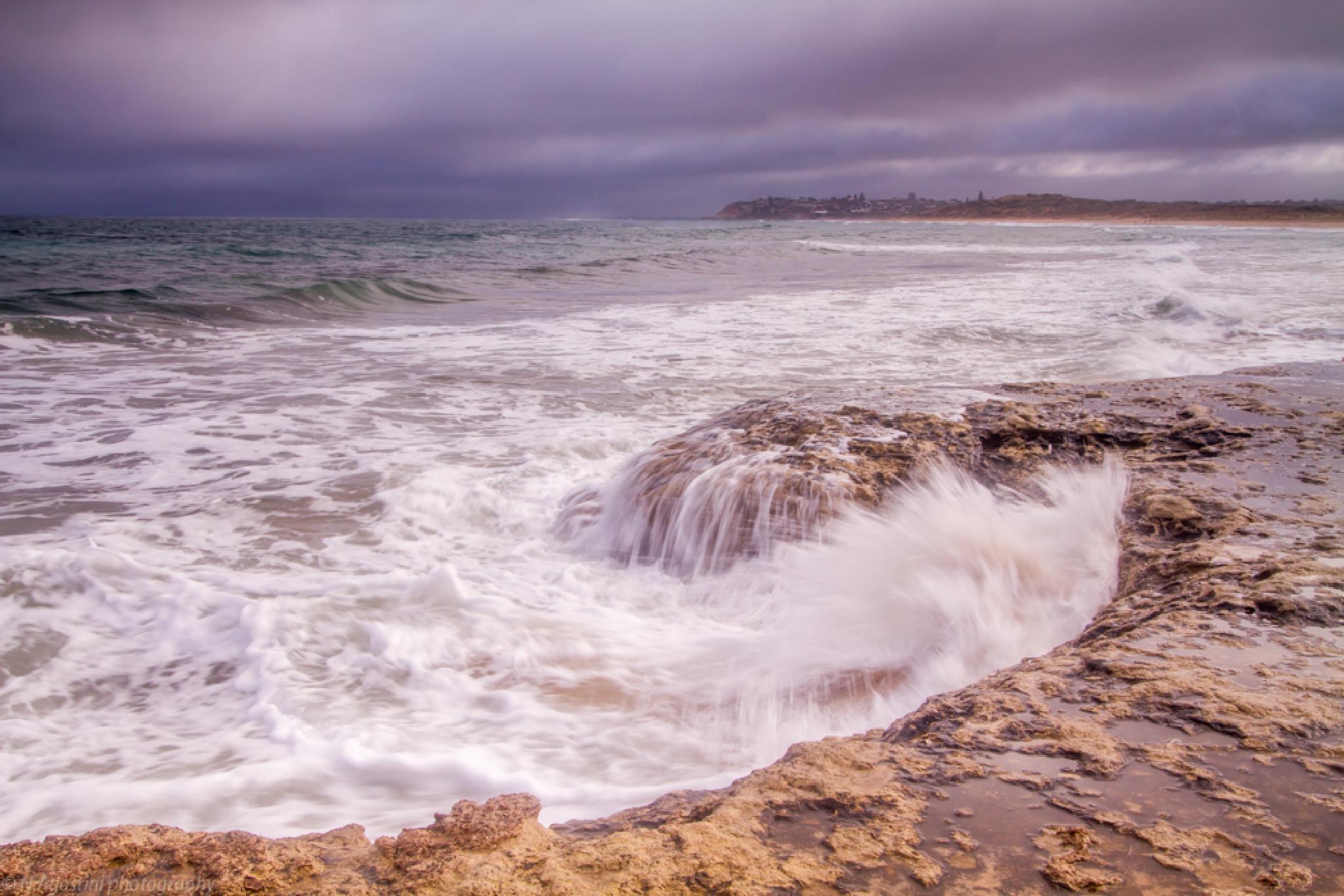 Splash by Nathan Agostini