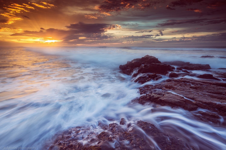 Sunrise by Nathan Agostini