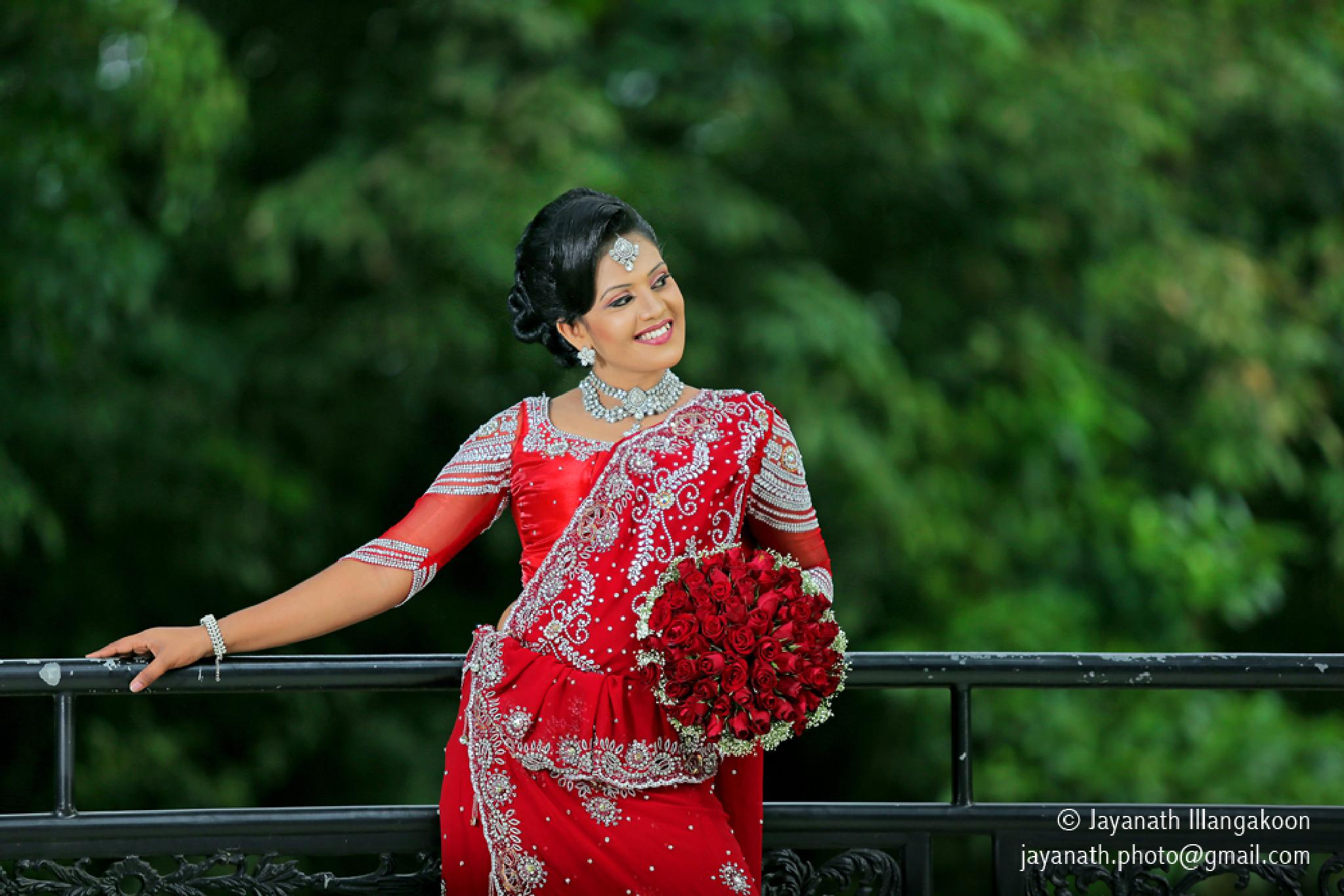 Homecoming Bride 2 by Jayanath Illangakoon