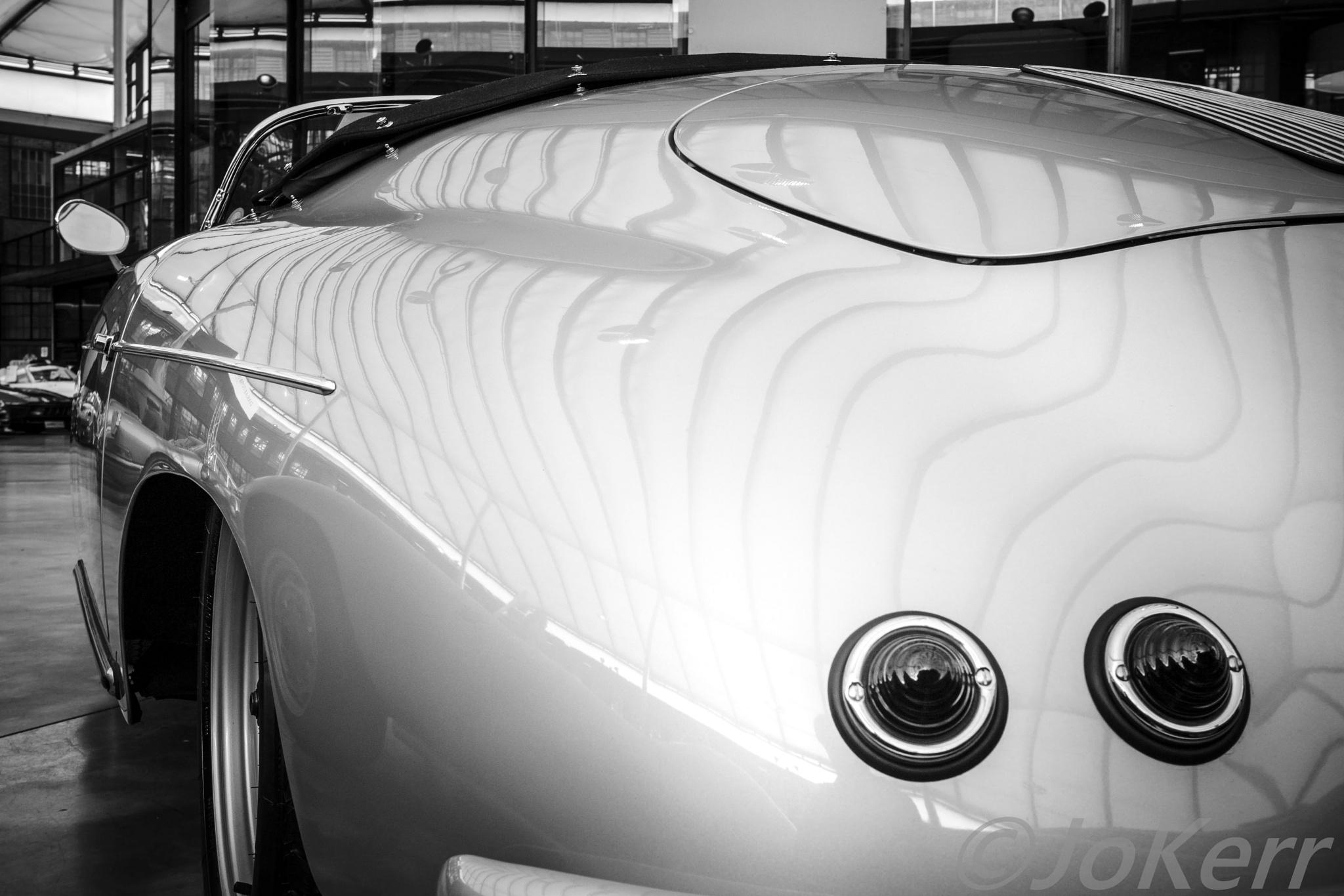 Porsche 356 by Jo Kerr