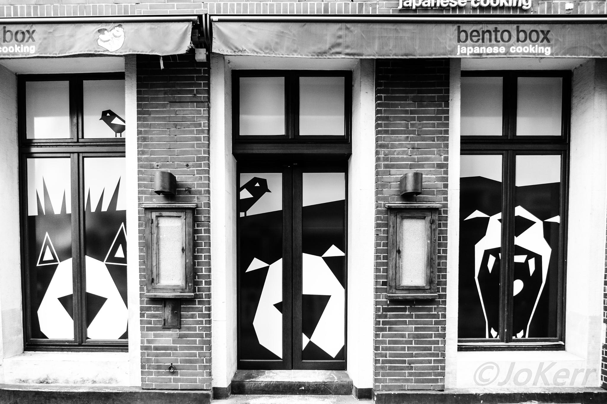bento box by Jo Kerr