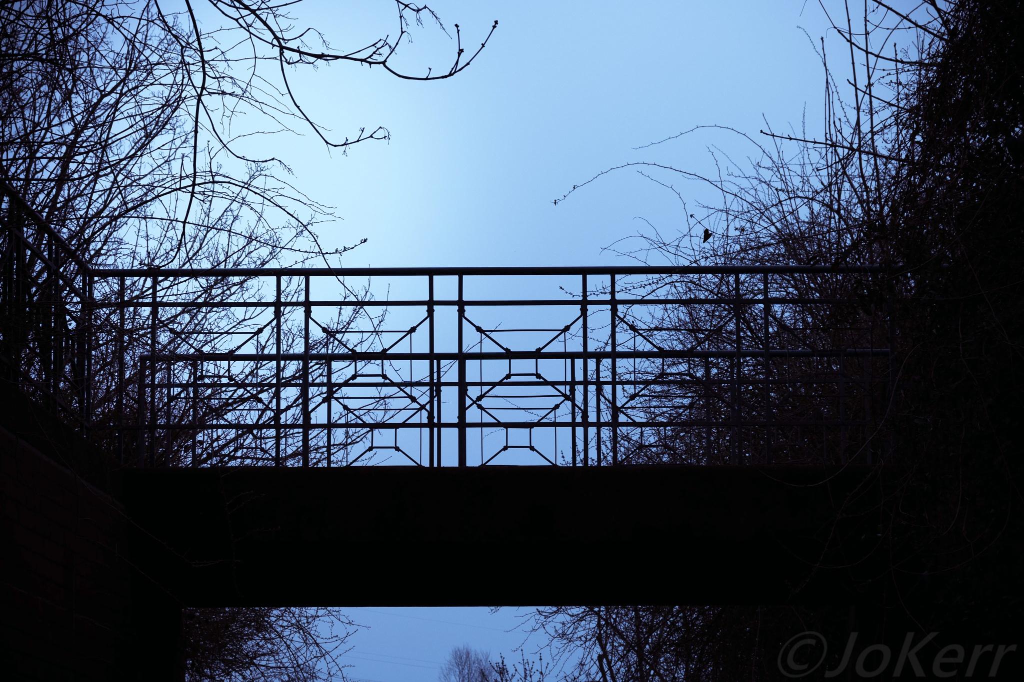 Little Bridge by Jo Kerr
