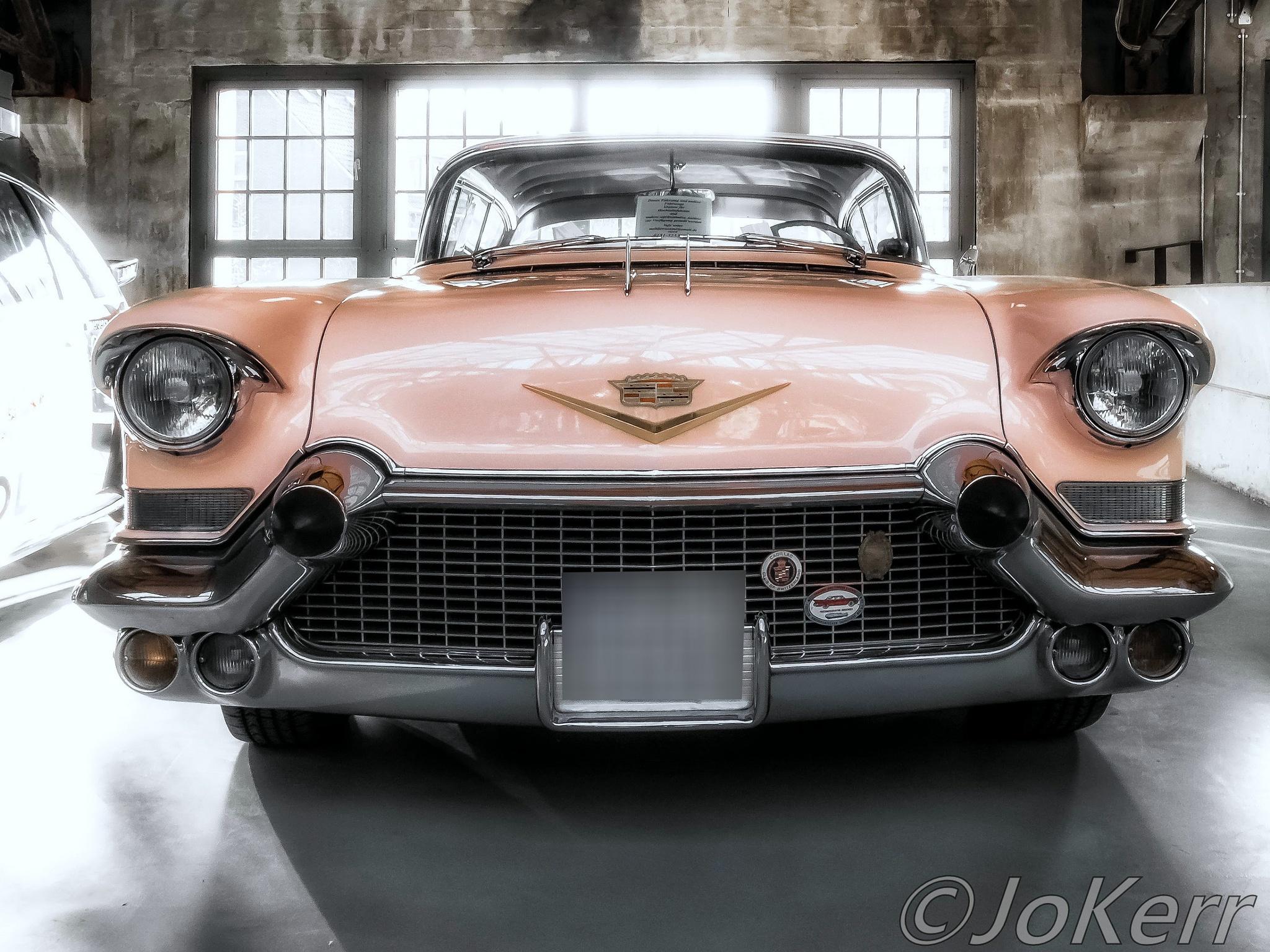 ´57 Cadillac by Jo Kerr