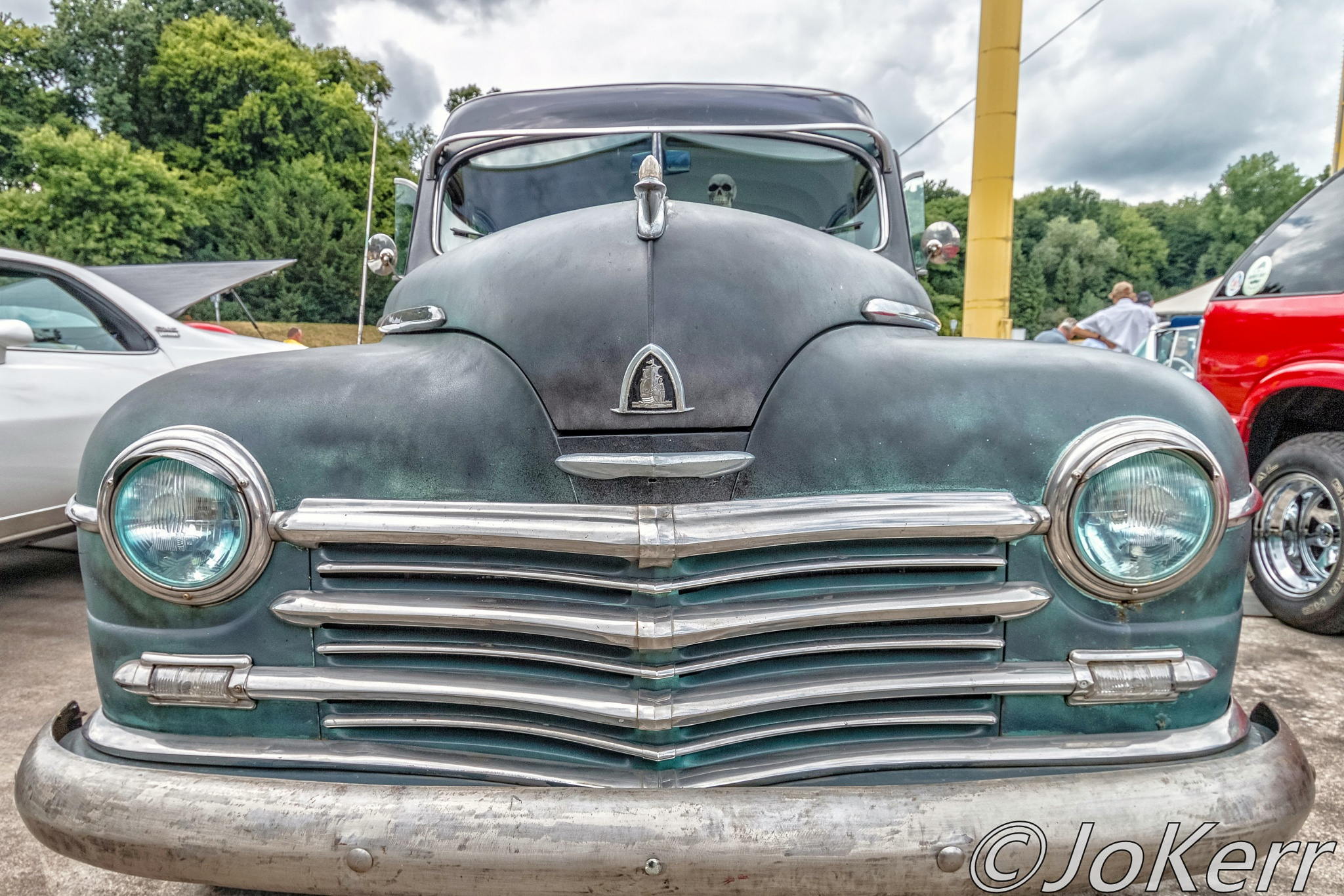 ´48 Plymouth Special Deluxe by Jo Kerr