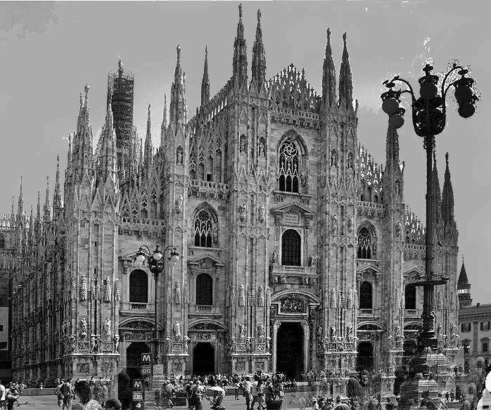DUOMO - MILANO by espanol1950