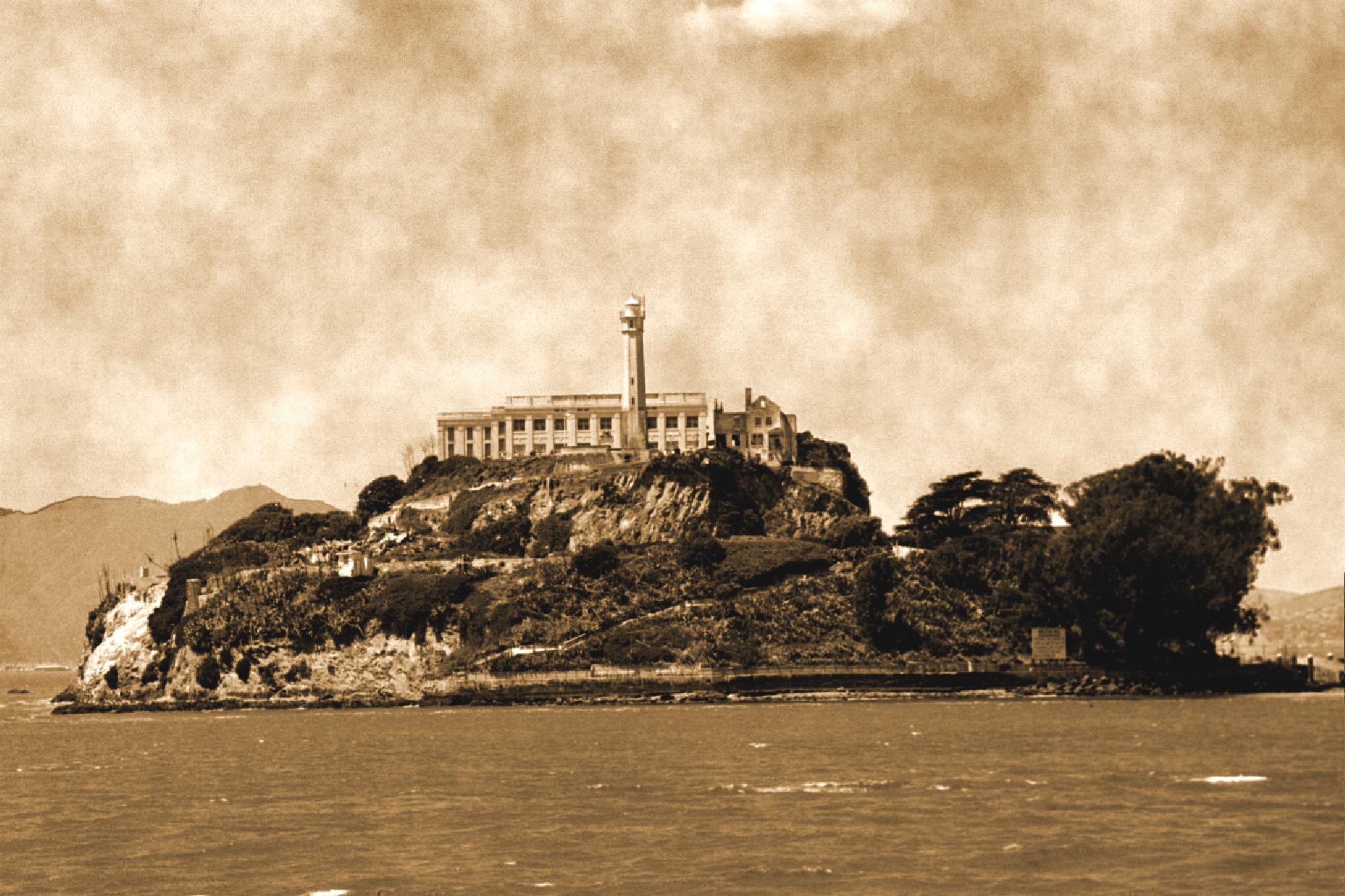 Alcatraz by loicgiraud75