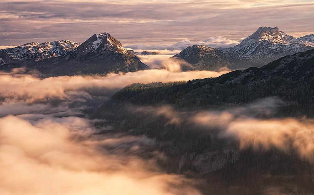 Morning i Tauplitzalm by PawelPendzialek