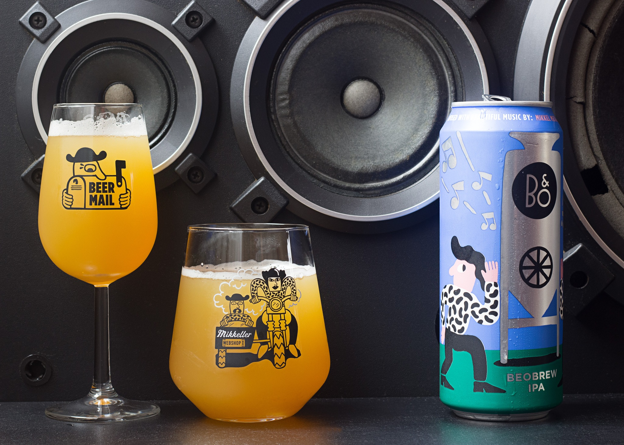 Beobrew IPA - Bang & Olufsen by Franck Rouanet