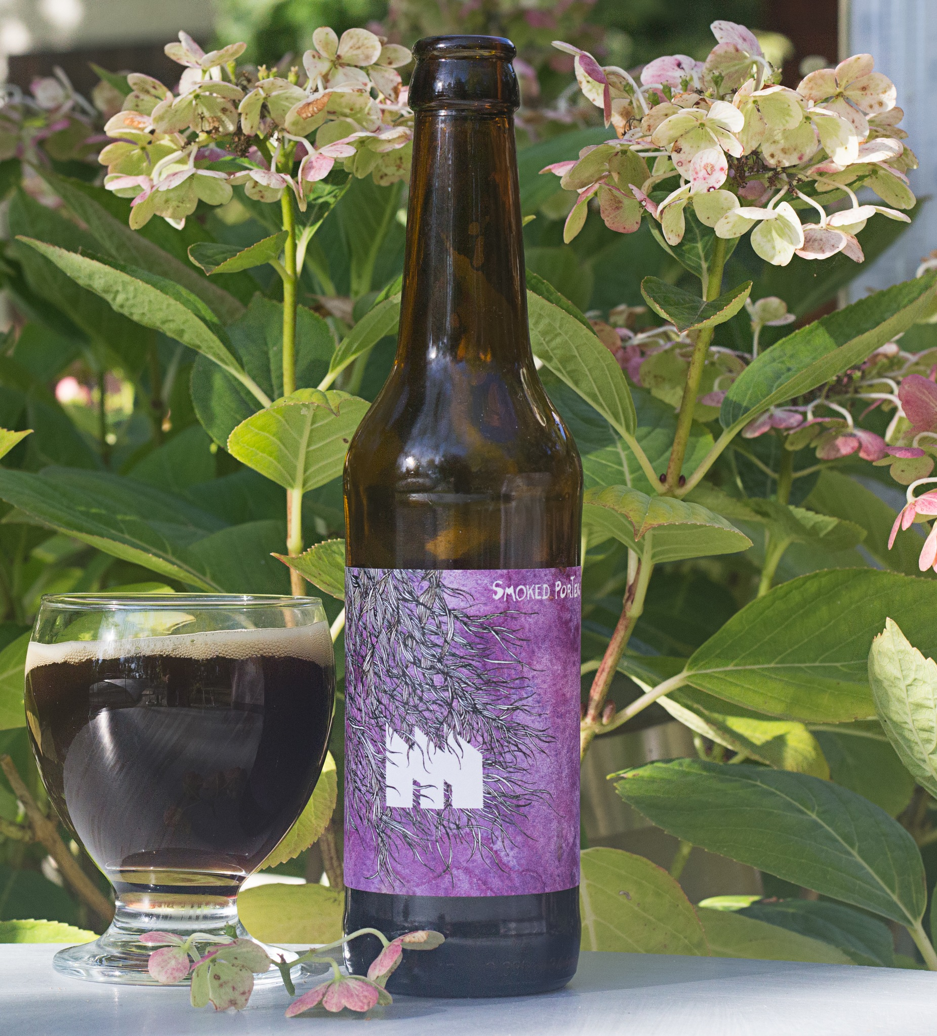 Smoked Porter by Franck Rouanet