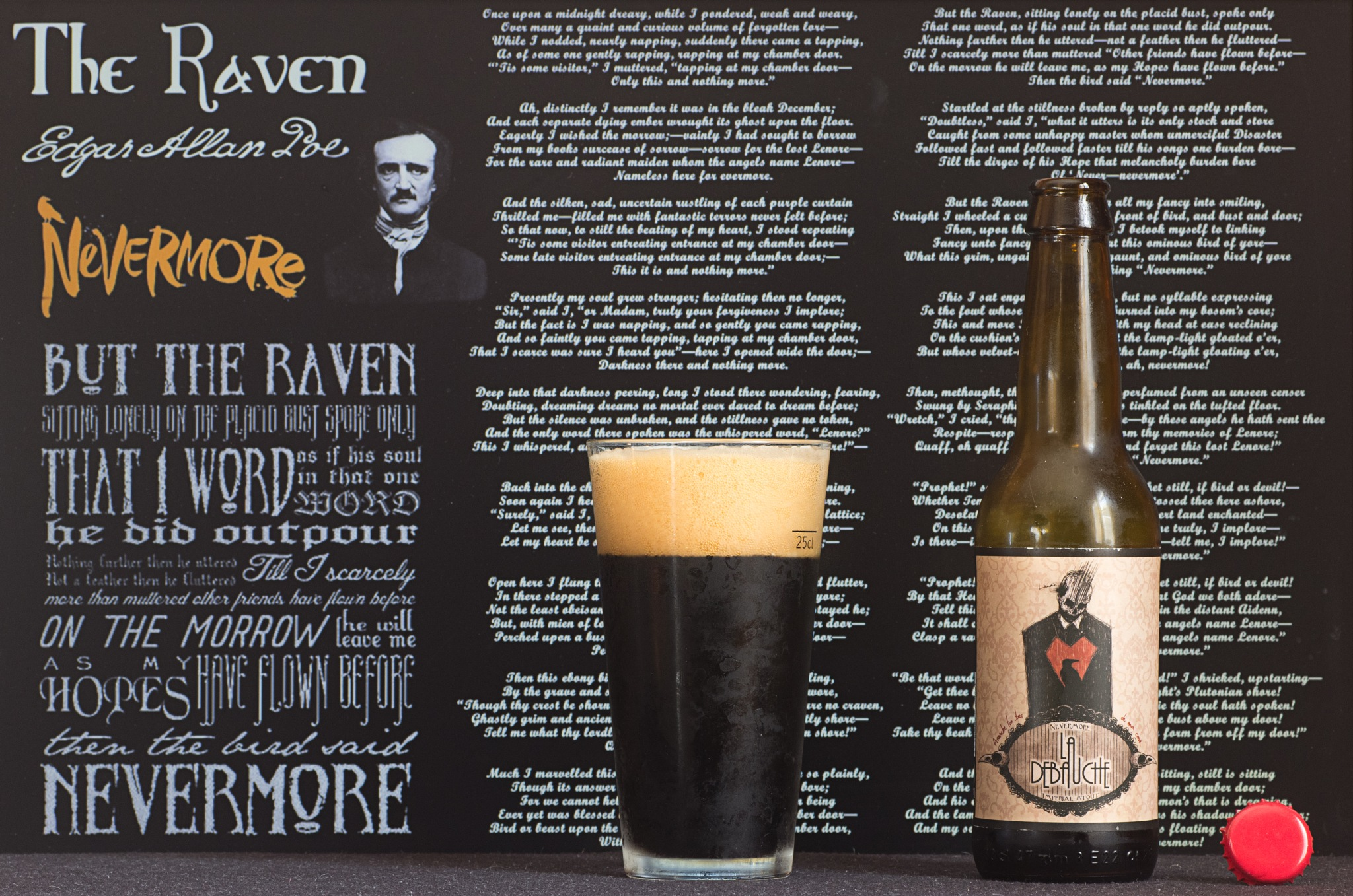 Nevermore by Franck Rouanet