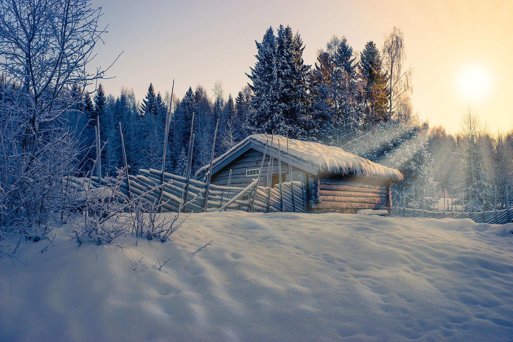The Cabin by Nordentro