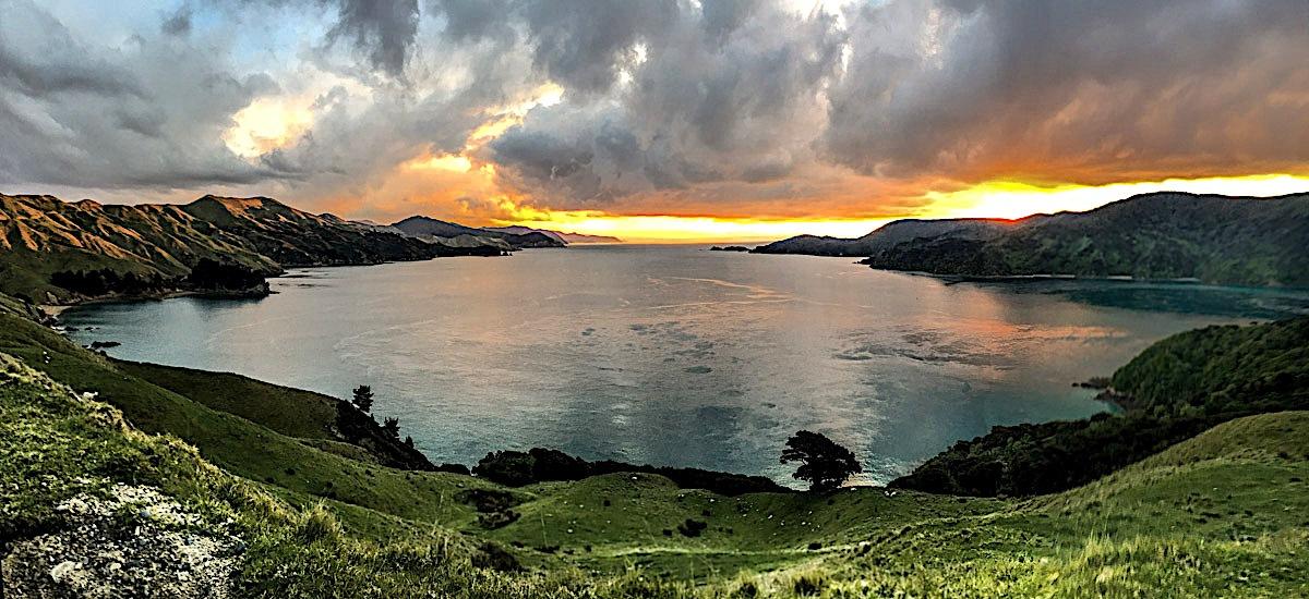 current basin sunset by sonny_roger_sonneland
