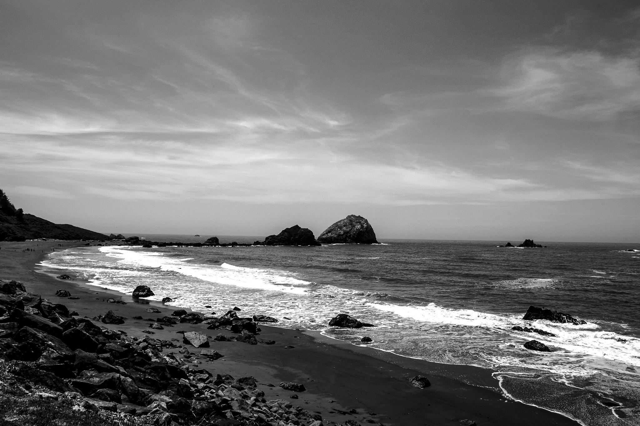 Oregon coastline by sonny_roger_sonneland