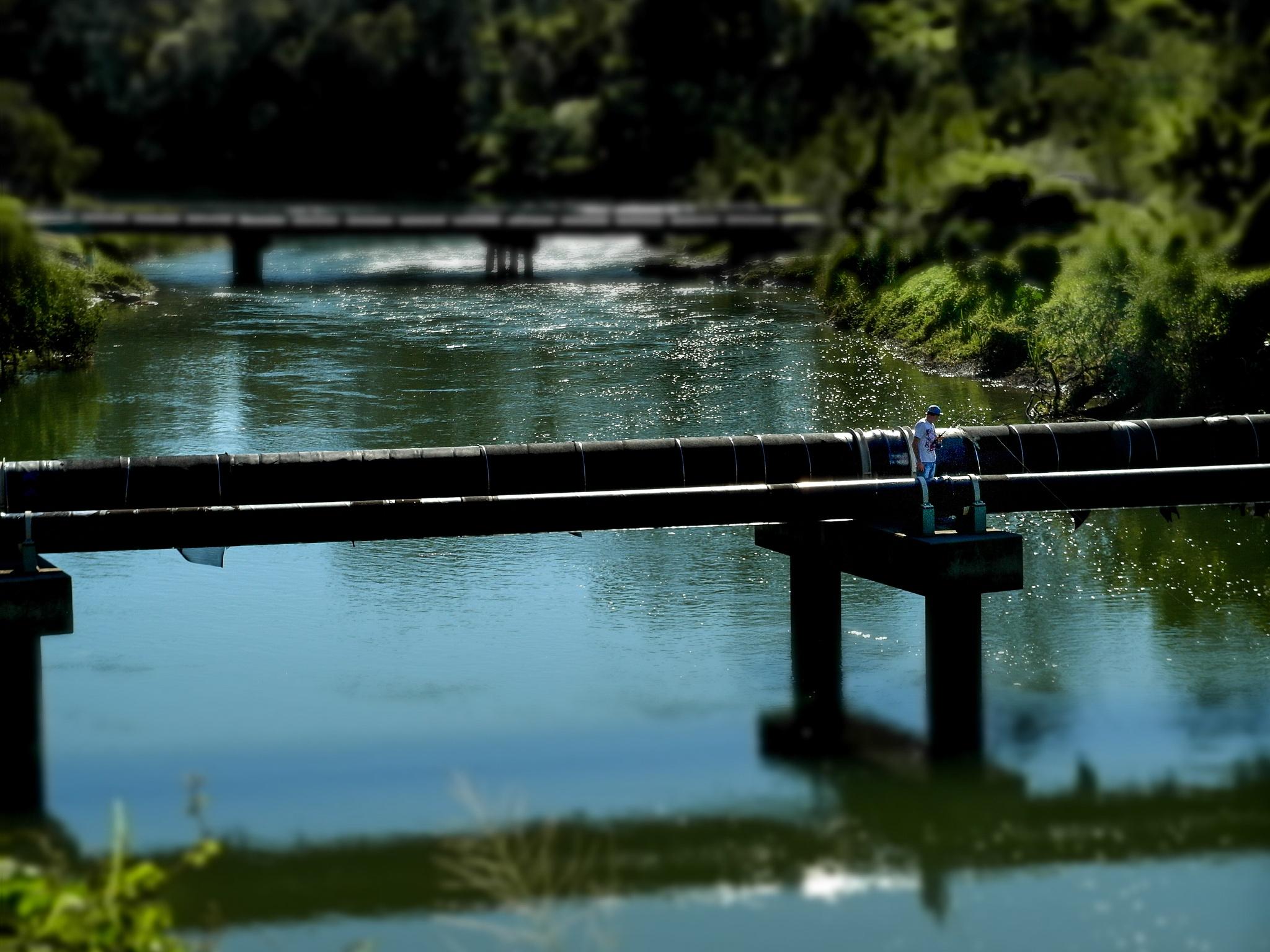 bridgeTooFar by Max Evans