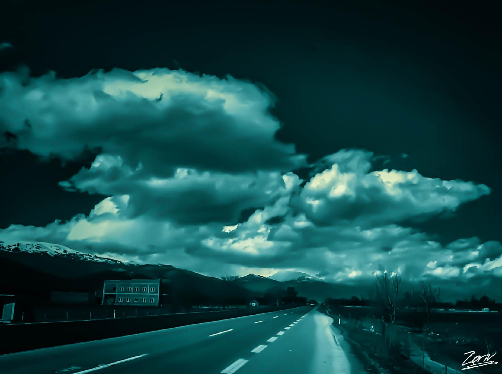 On the highway by zoriv