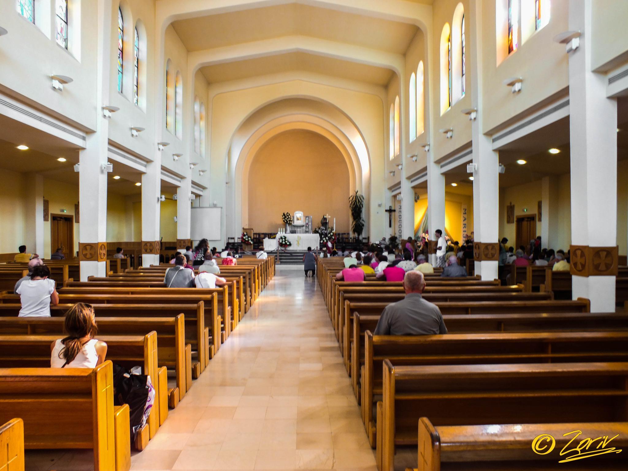 The Sunday Mass by zoriv