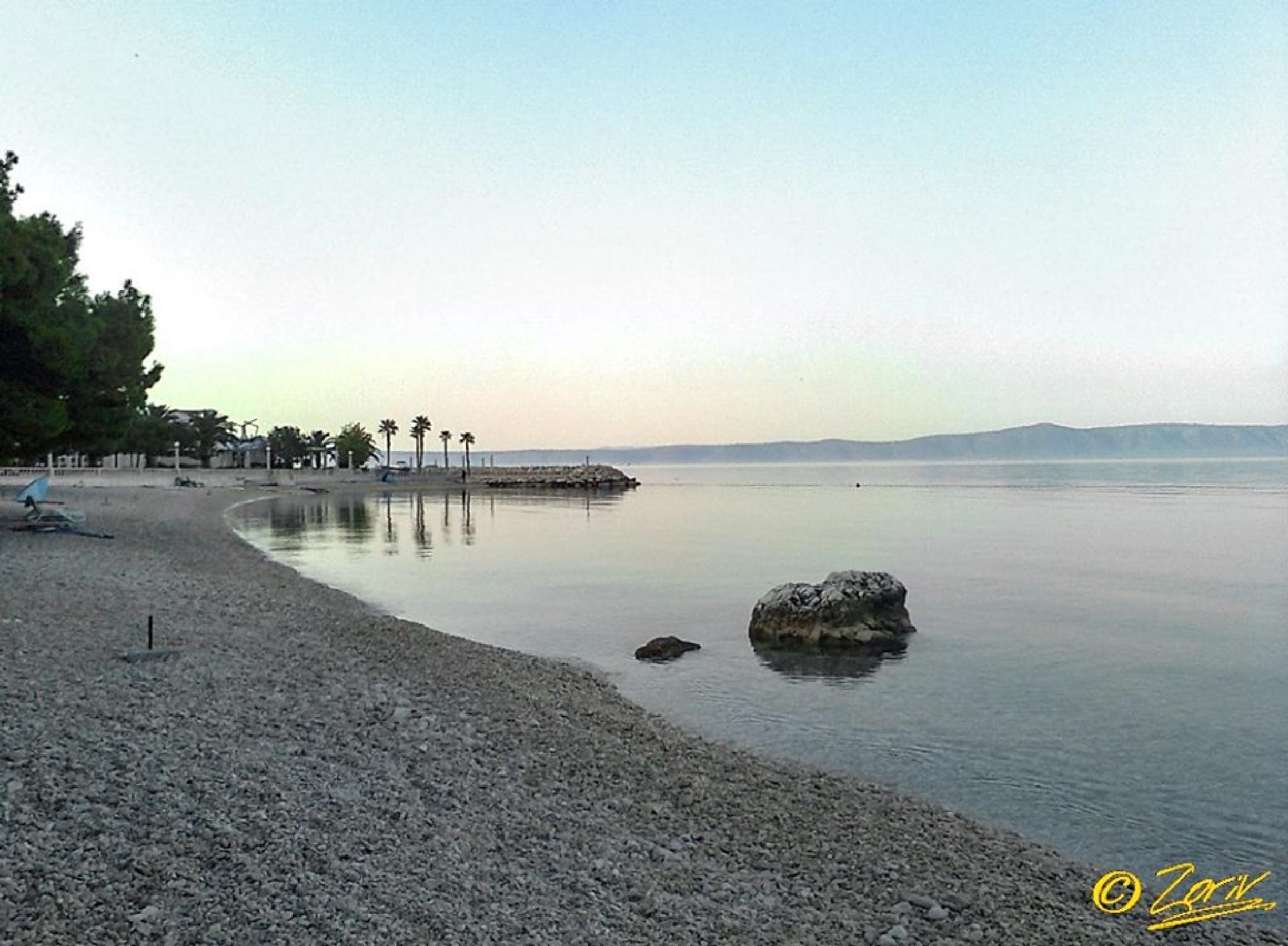 Taken early in the morning  (Adriatic Sea - Dalamatia) by zoriv