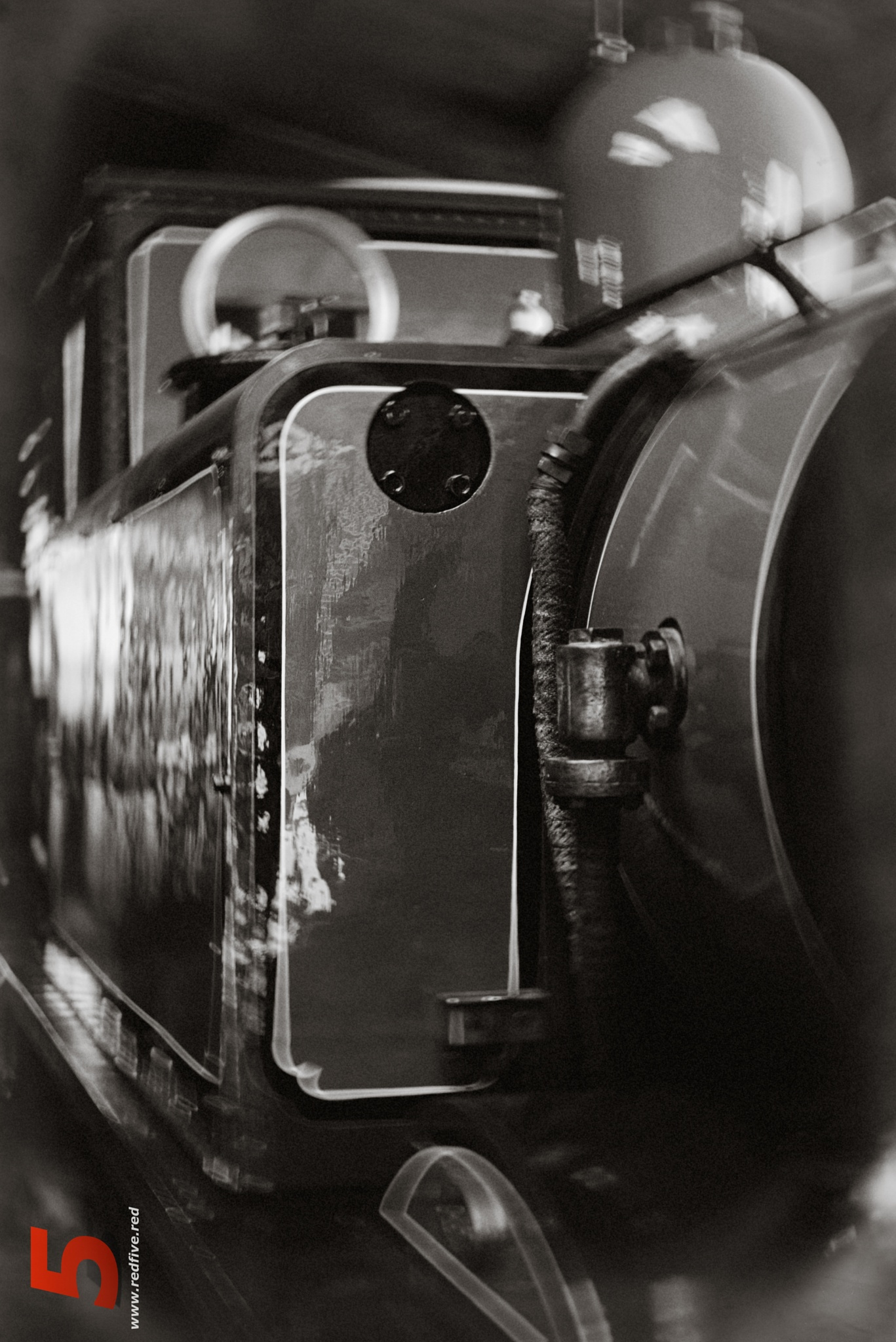 Engine motion by Neil