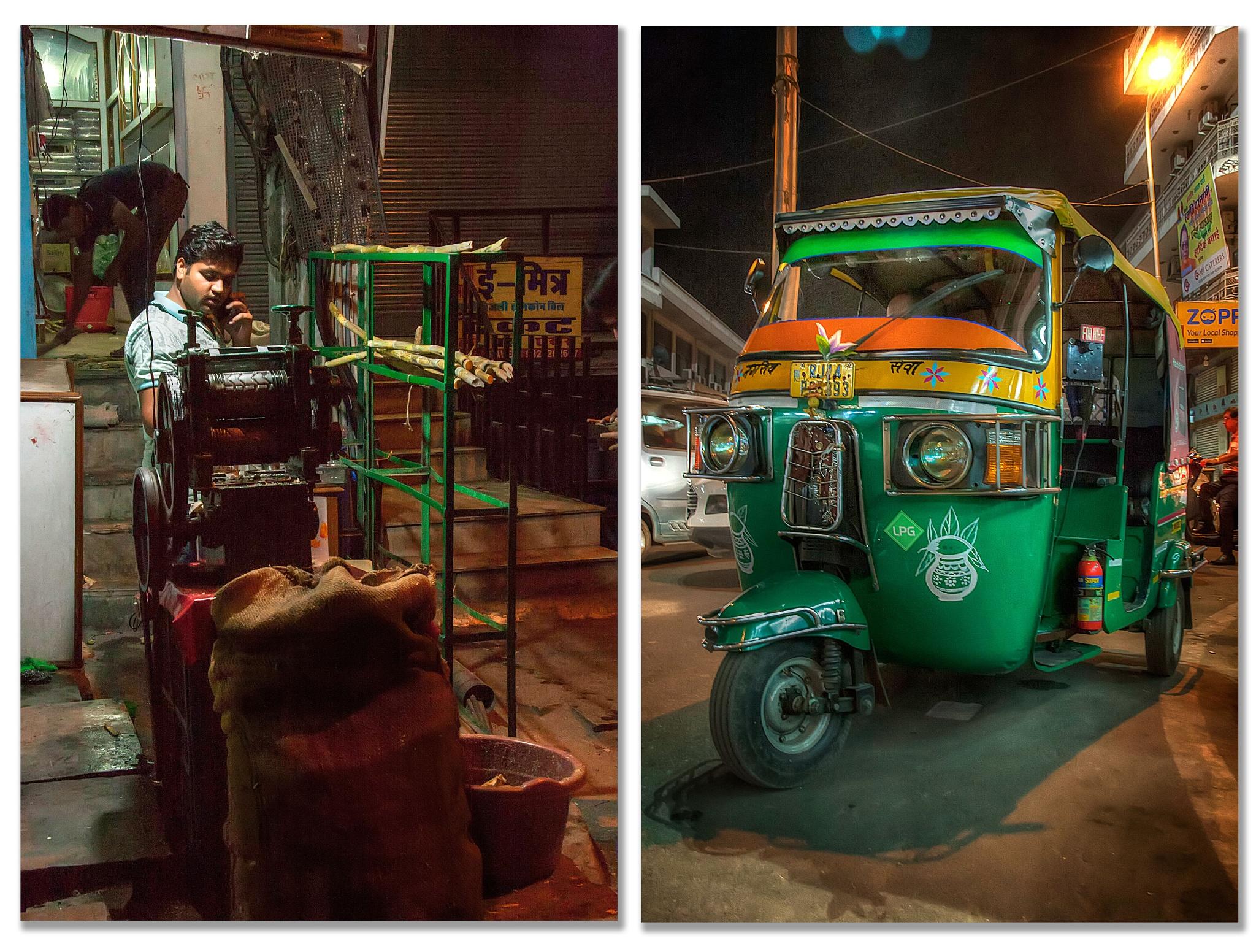 Sugarcane & Tuktuk's by Willpower