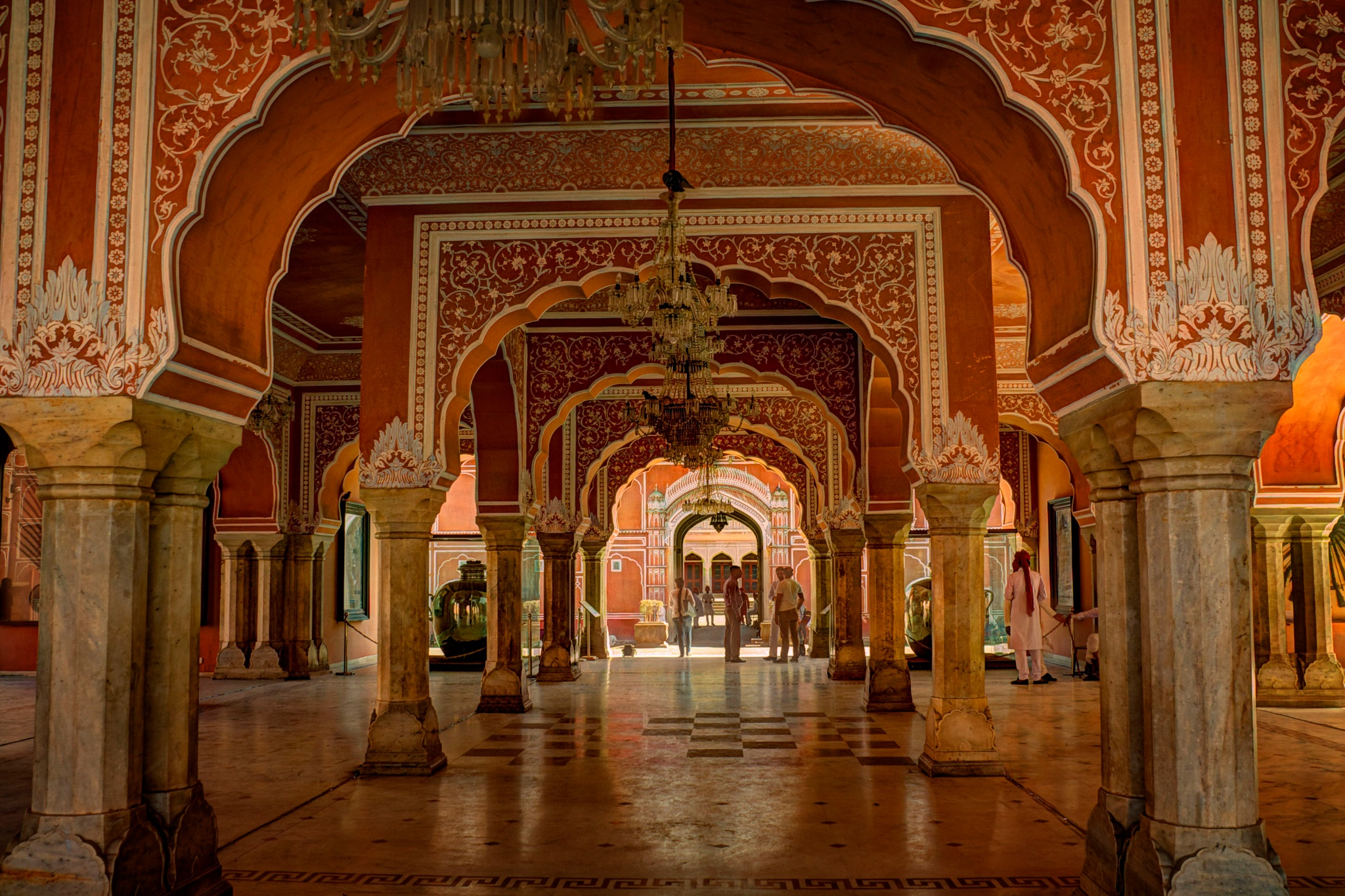 City Palace Jaipur by Willpower