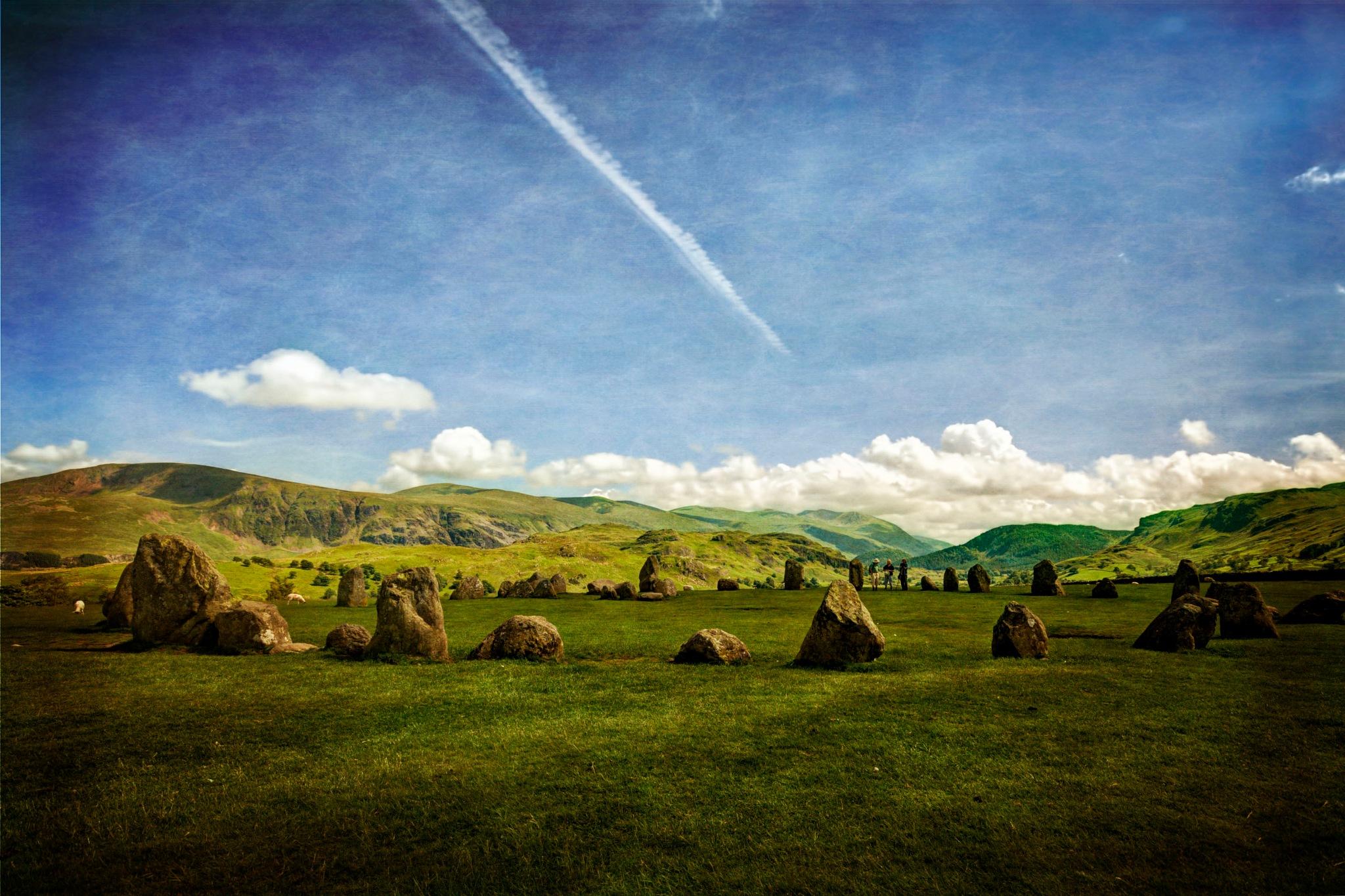 Castlerigg Standing Stones by Willpower