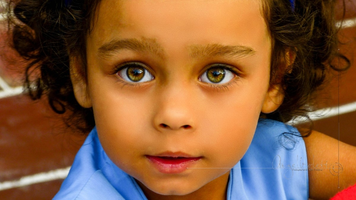 Pure Eyes by Miguel Angel Bolett