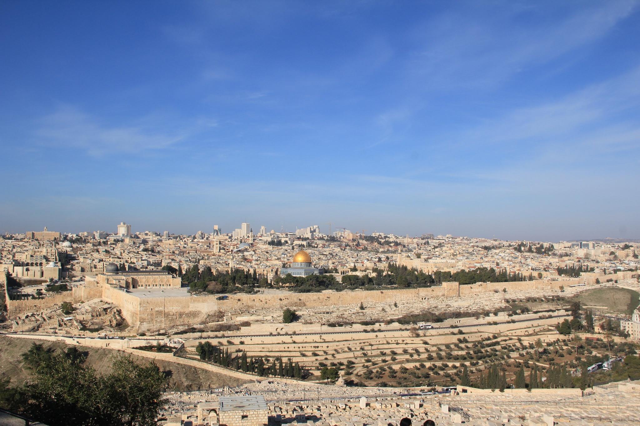 Jerusalem by Pietro Pollichieni