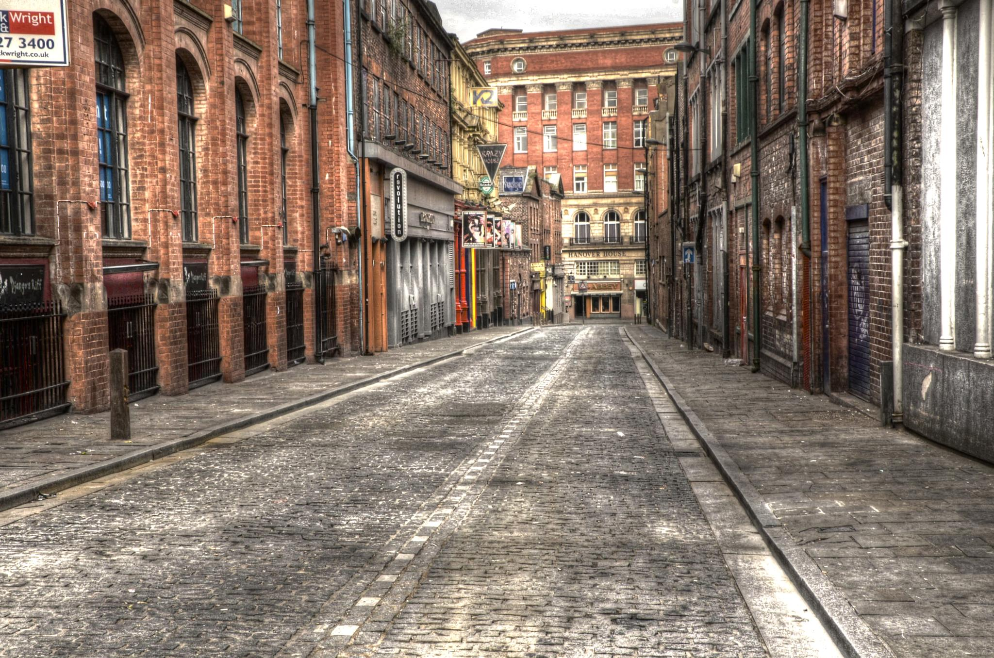 Liverpool street by pwol