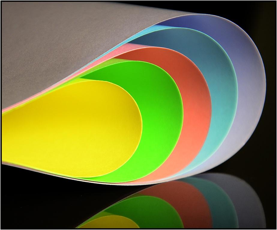 Pastel Paper by Bertie Price