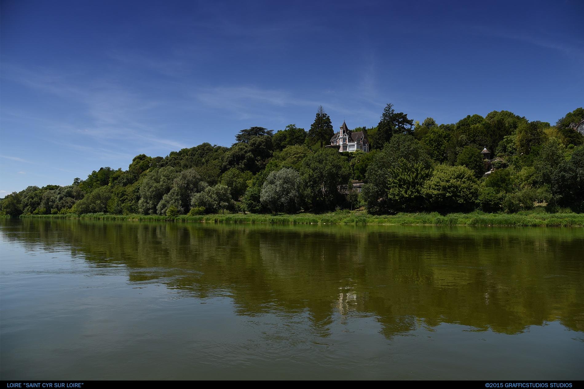 Tours - Loire Valley by GRAFFICSTUDIOS - JP SPARROW