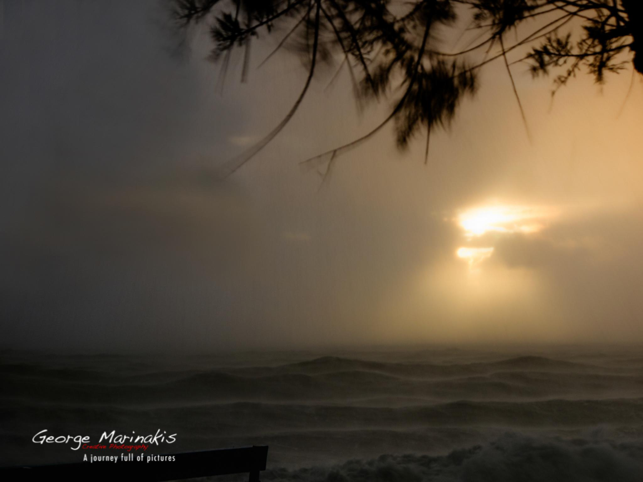 Bad Weather by george marinakis